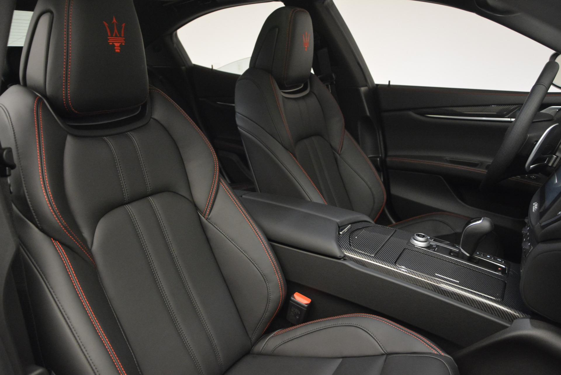New 2017 Maserati Ghibli S Q4 For Sale In Westport, CT 605_p22