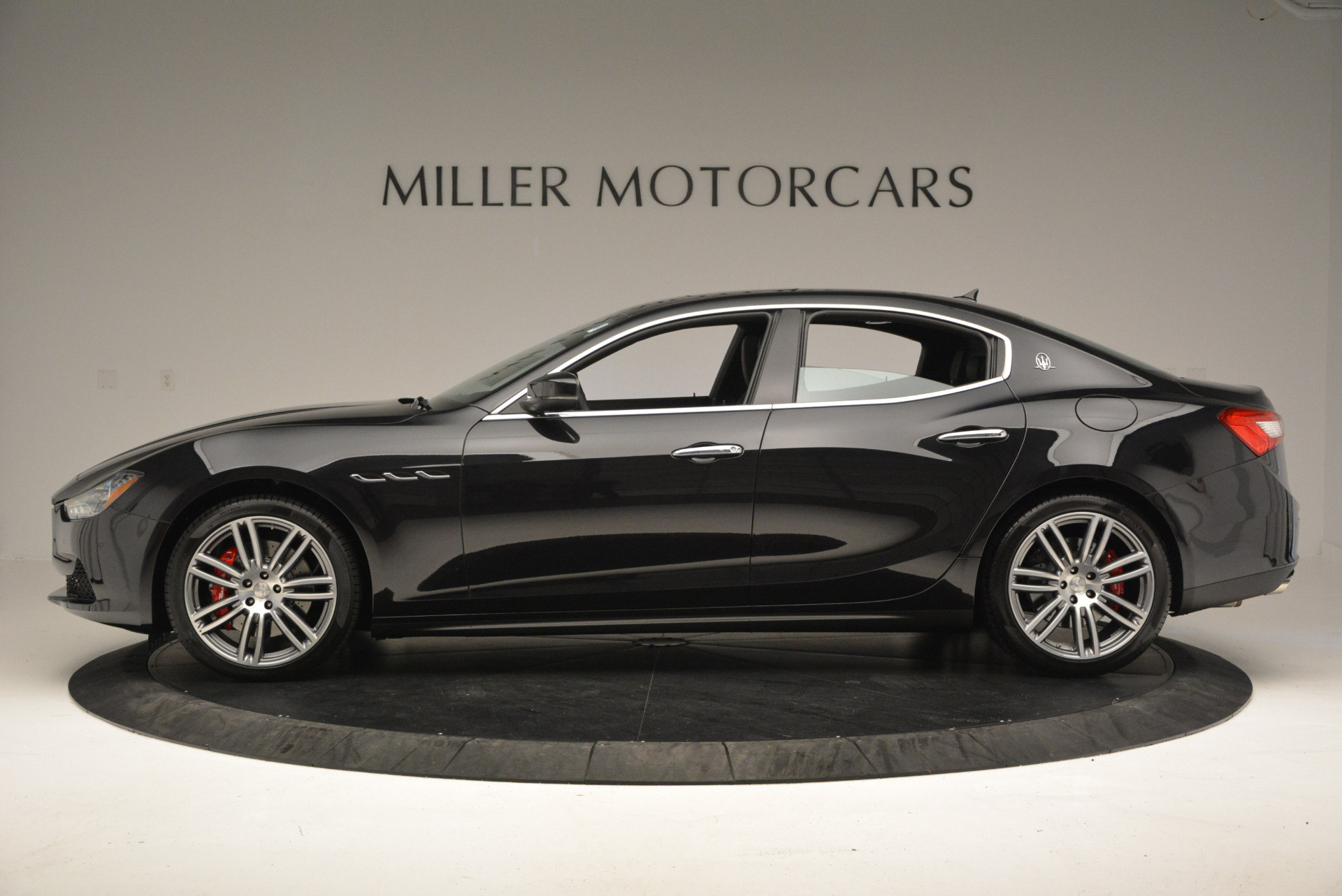 New 2017 Maserati Ghibli S Q4 For Sale In Westport, CT 605_p3