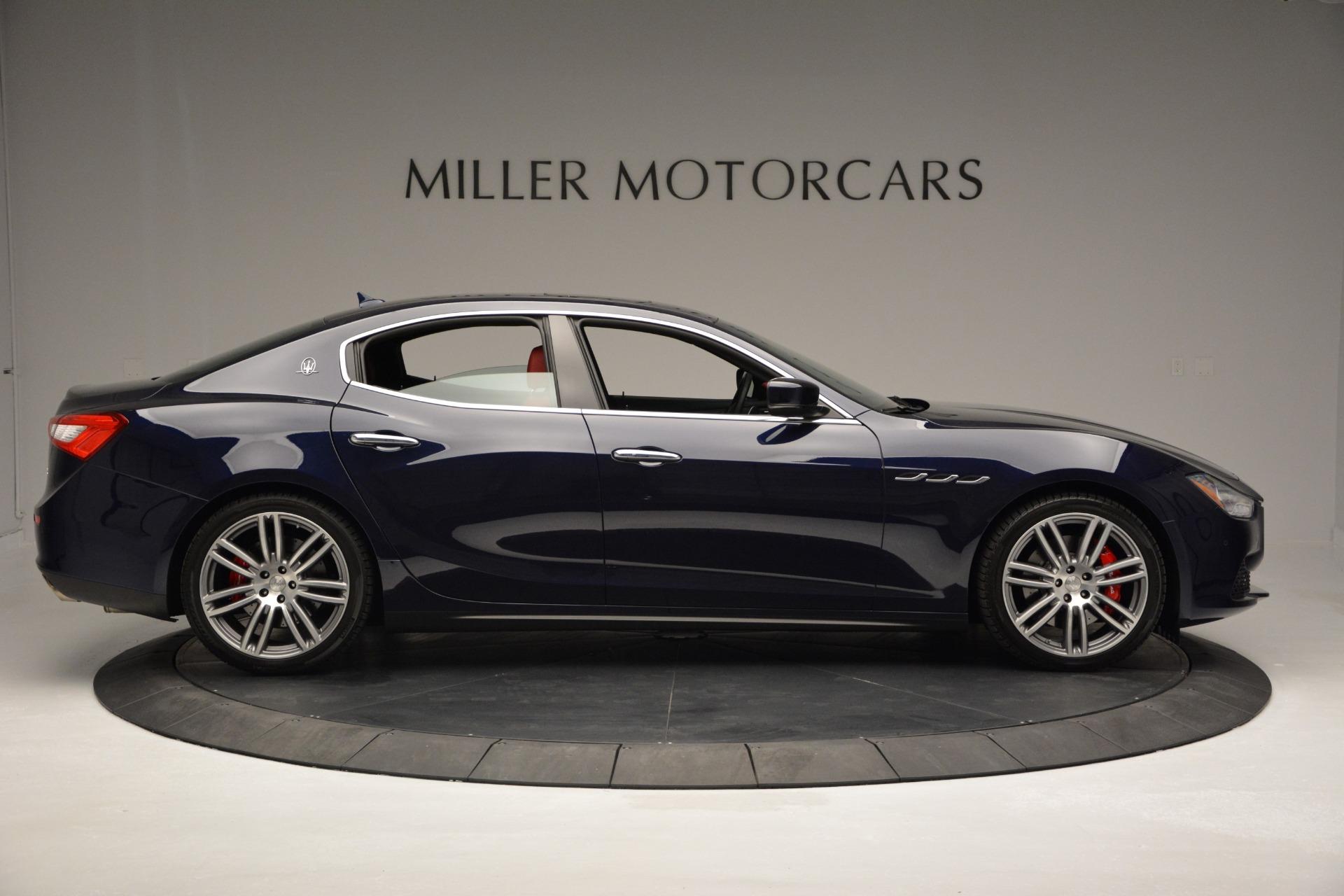 New 2017 Maserati Ghibli S Q4 For Sale In Westport, CT 607_p9