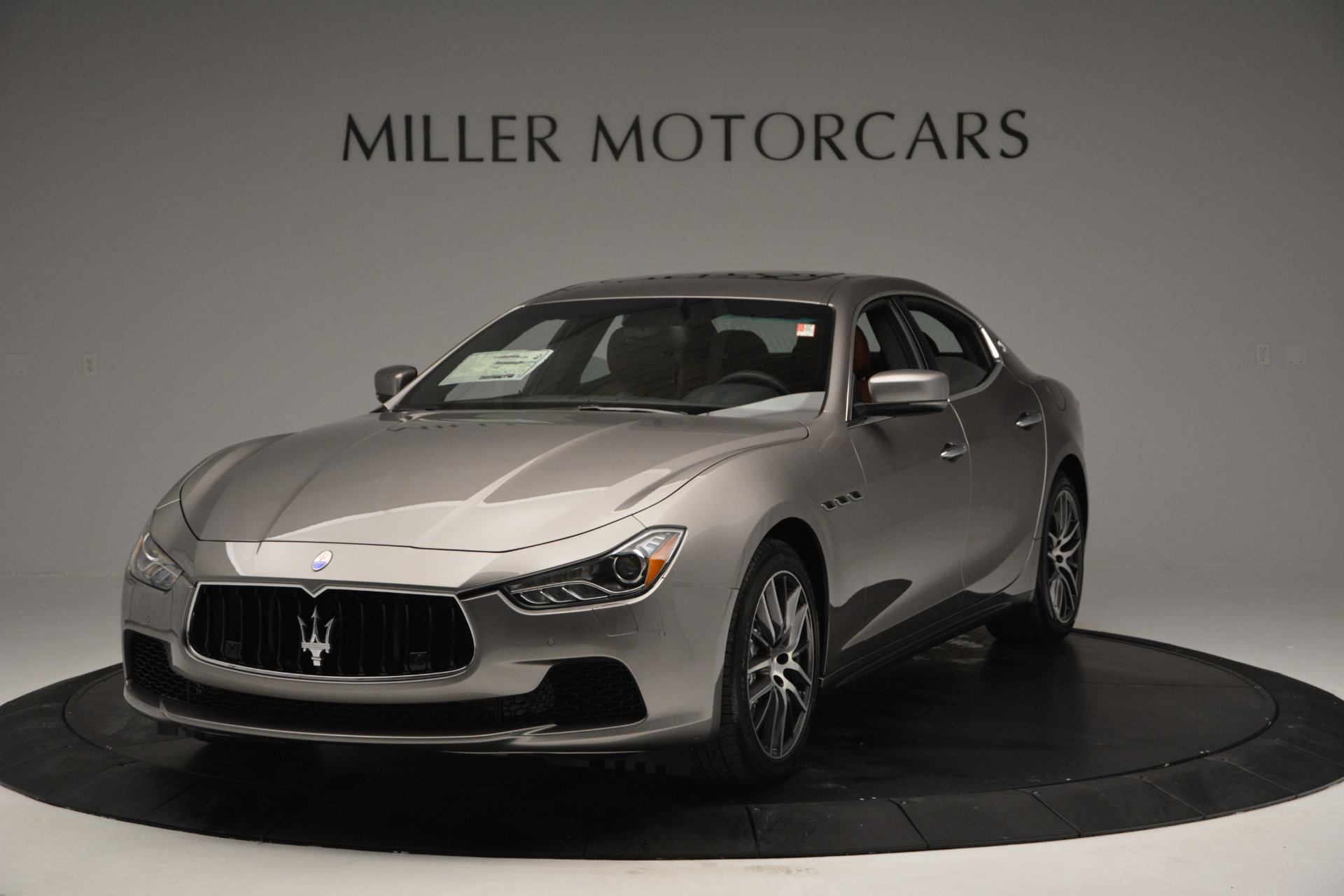 Used 2017 Maserati Ghibli S Q4 EX-LOANER For Sale In Westport, CT