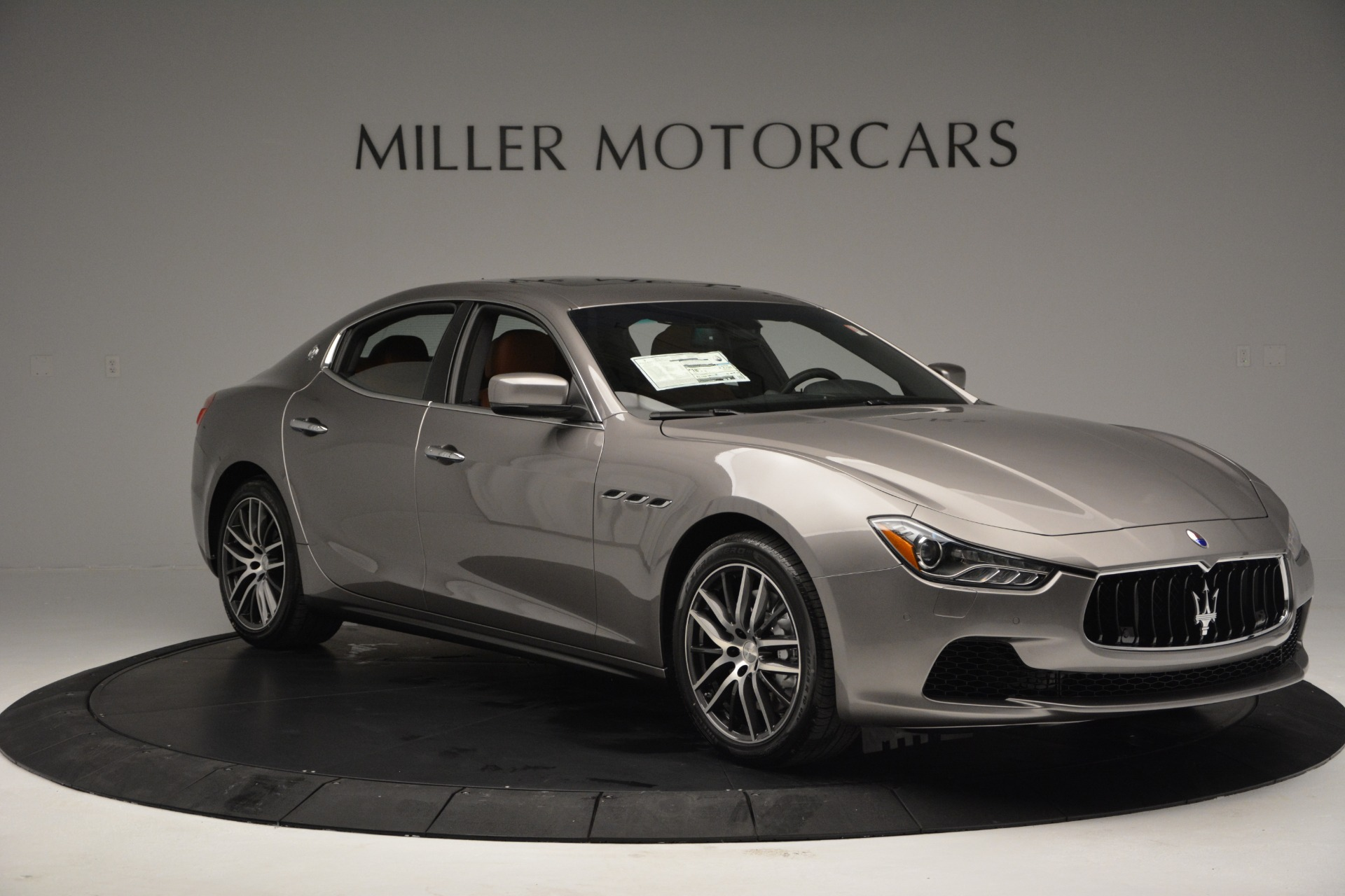 Used 2017 Maserati Ghibli S Q4 EX-LOANER For Sale In Westport, CT 608_p11