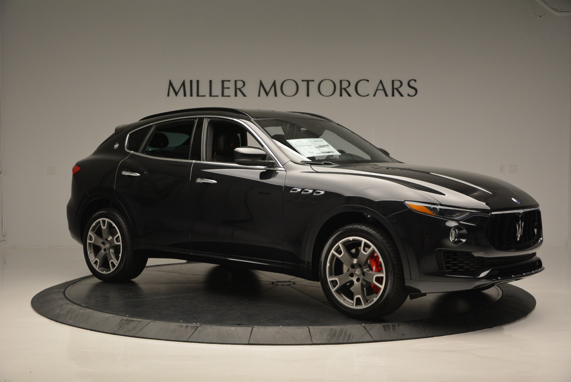 New 2017 Maserati Levante  For Sale In Westport, CT 609_p10