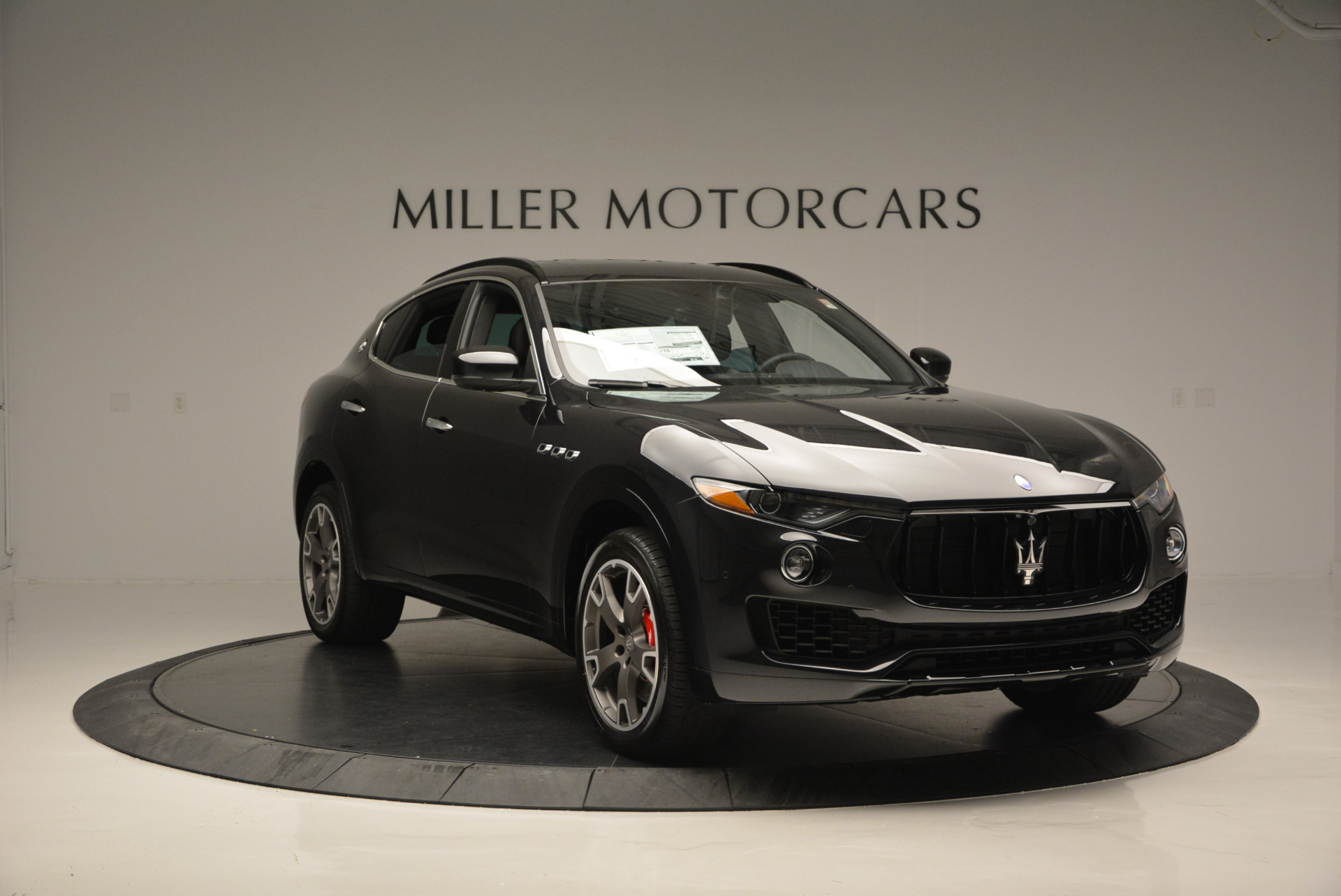 New 2017 Maserati Levante  For Sale In Westport, CT 609_p11