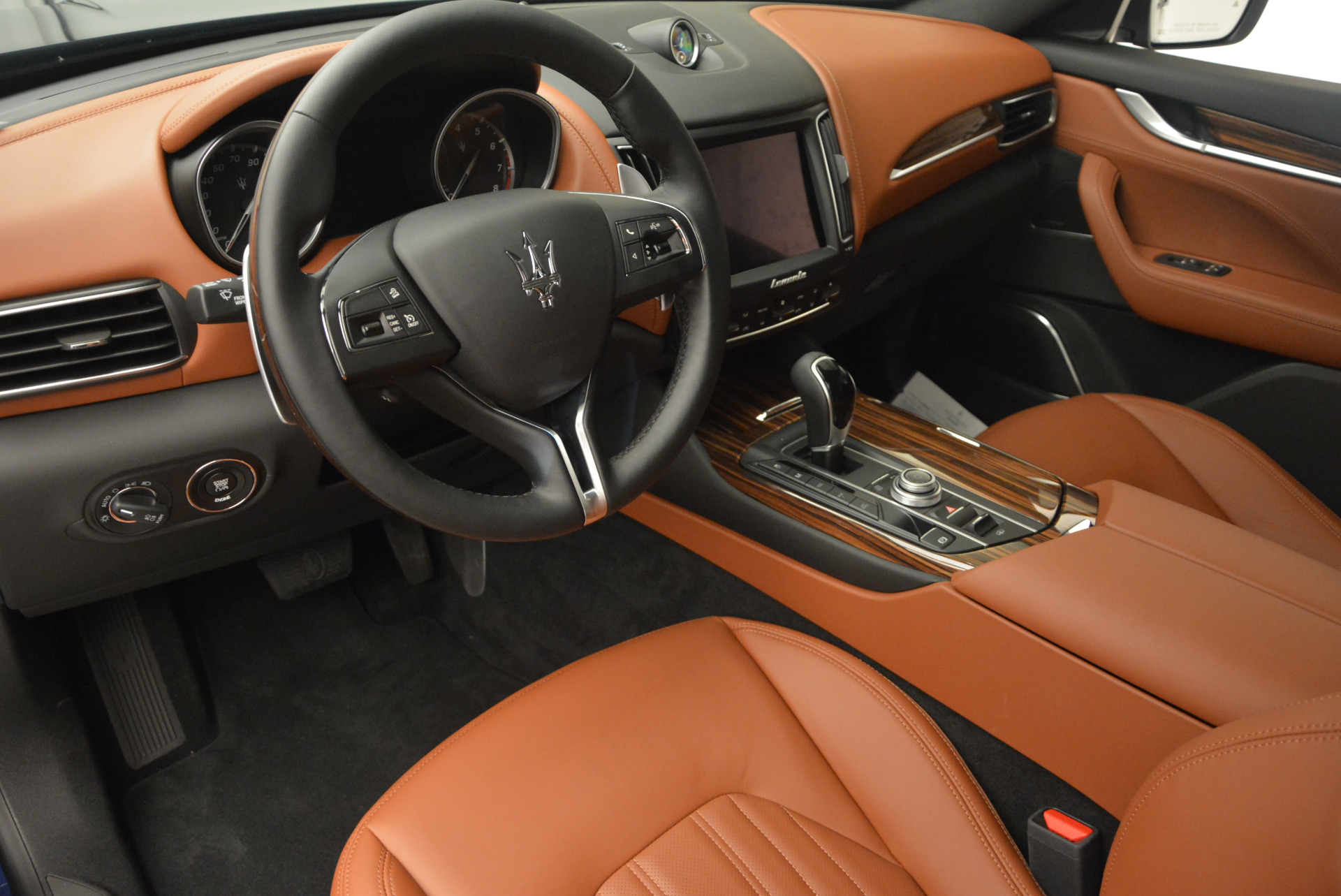New 2017 Maserati Levante  For Sale In Westport, CT 609_p13