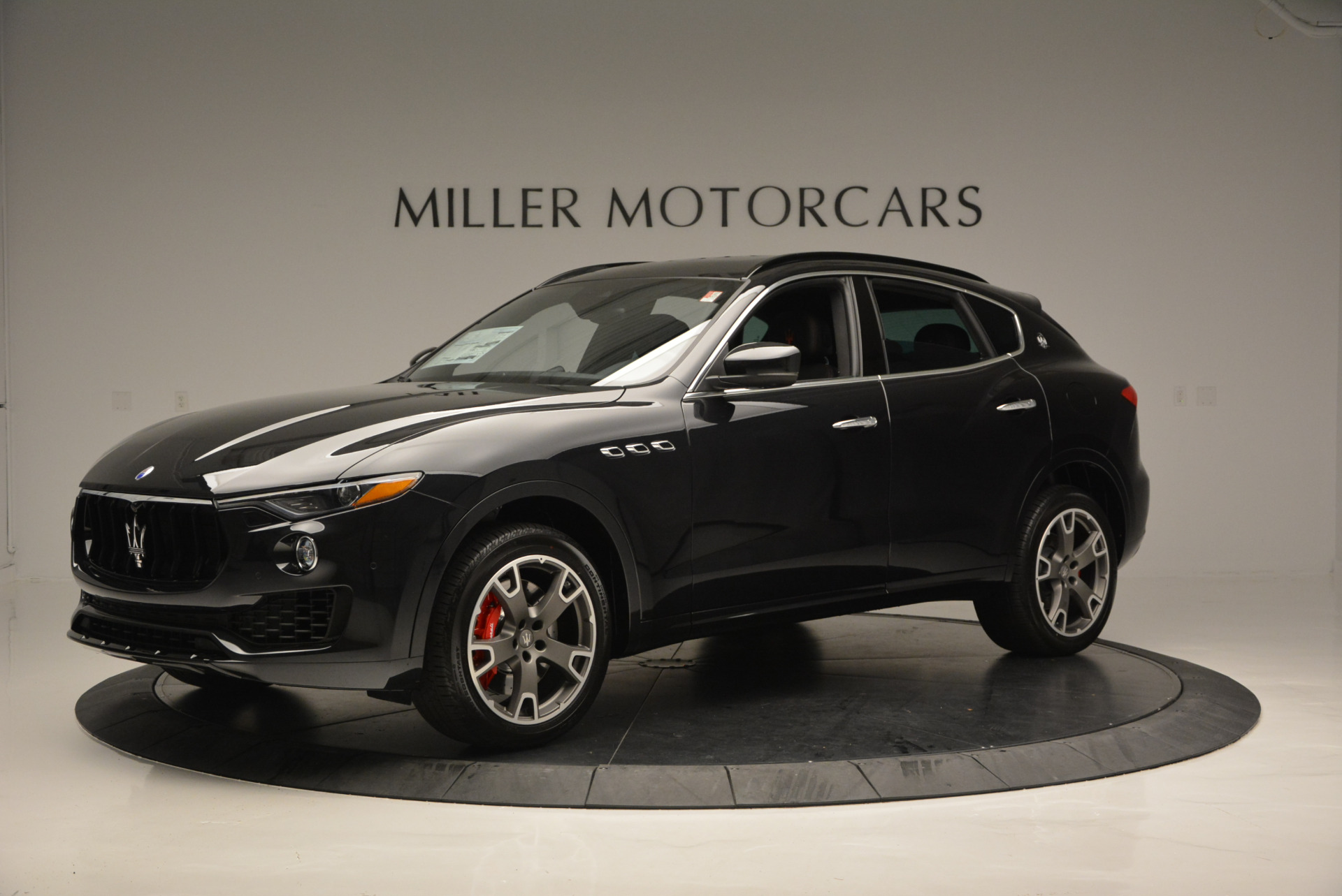 New 2017 Maserati Levante  For Sale In Westport, CT 609_p2