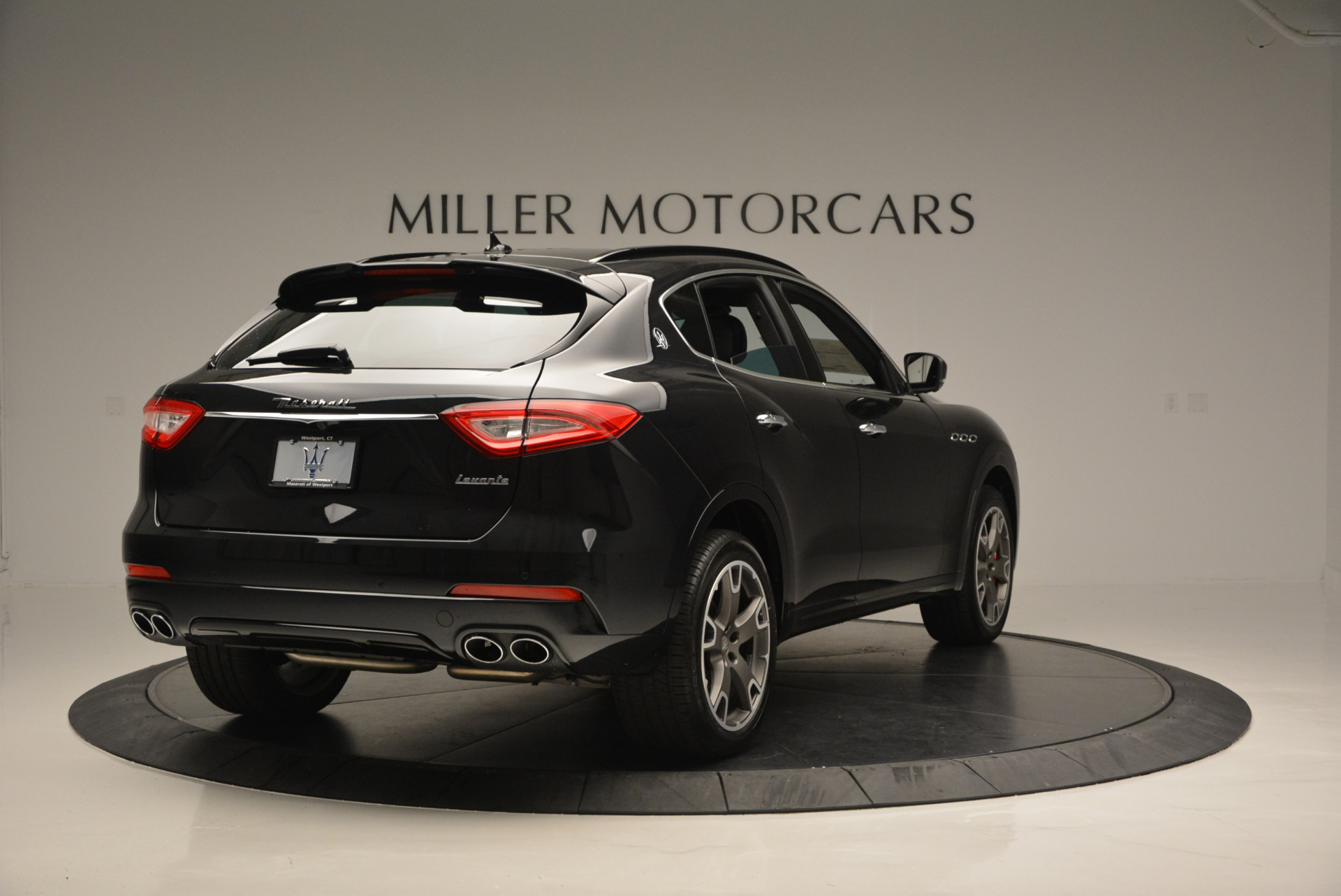 New 2017 Maserati Levante  For Sale In Westport, CT 609_p7