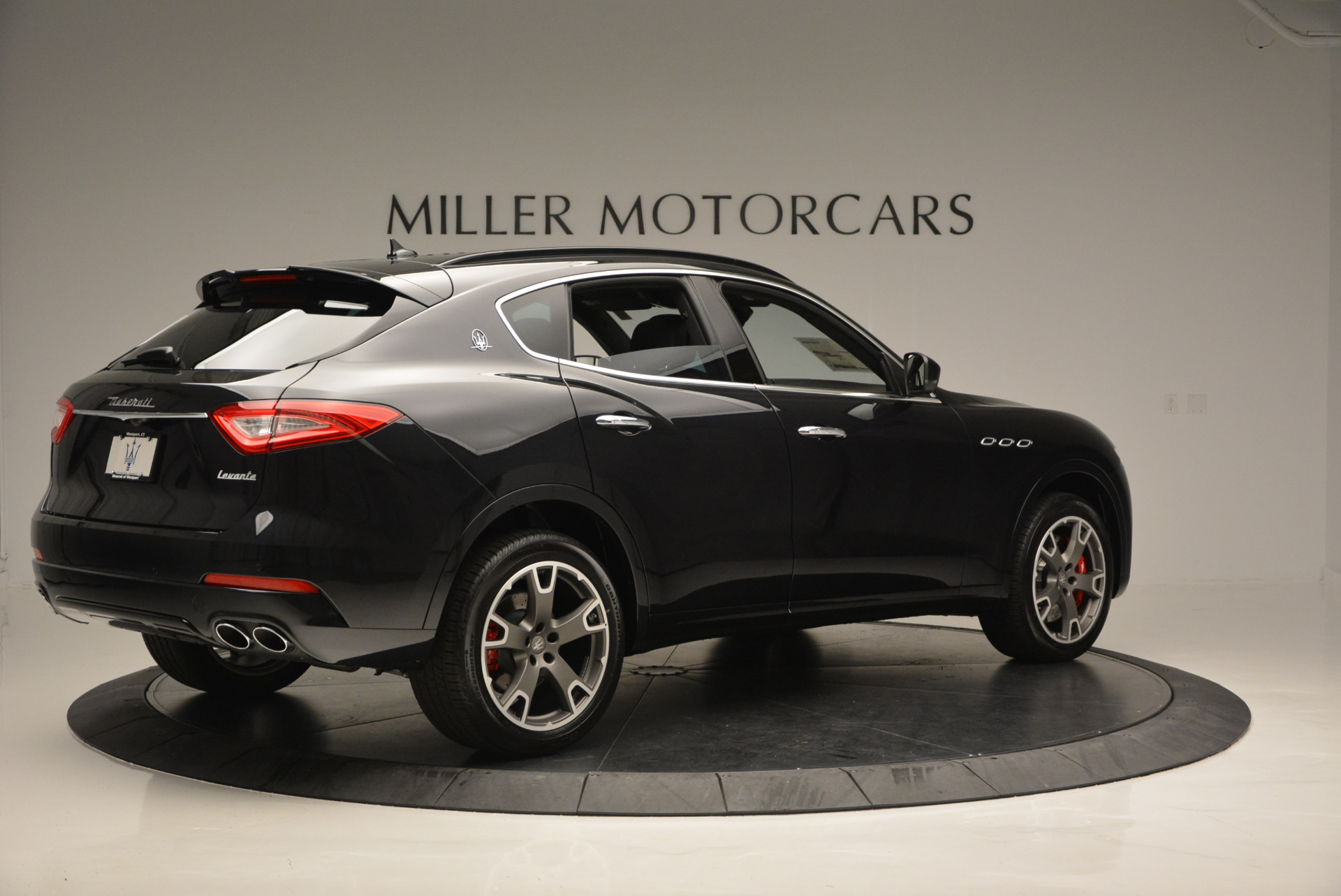 New 2017 Maserati Levante  For Sale In Westport, CT 609_p8