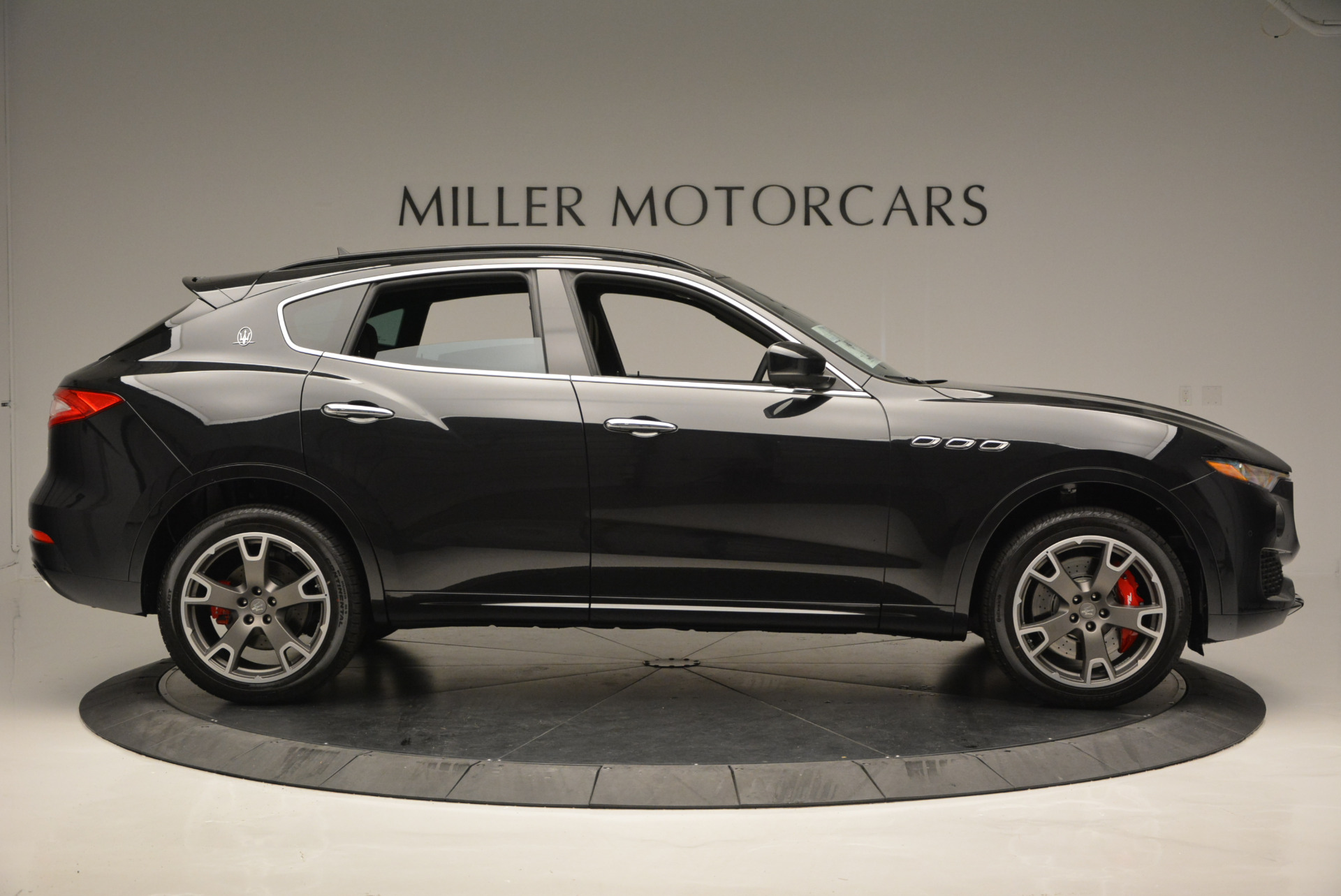 New 2017 Maserati Levante  For Sale In Westport, CT 609_p9