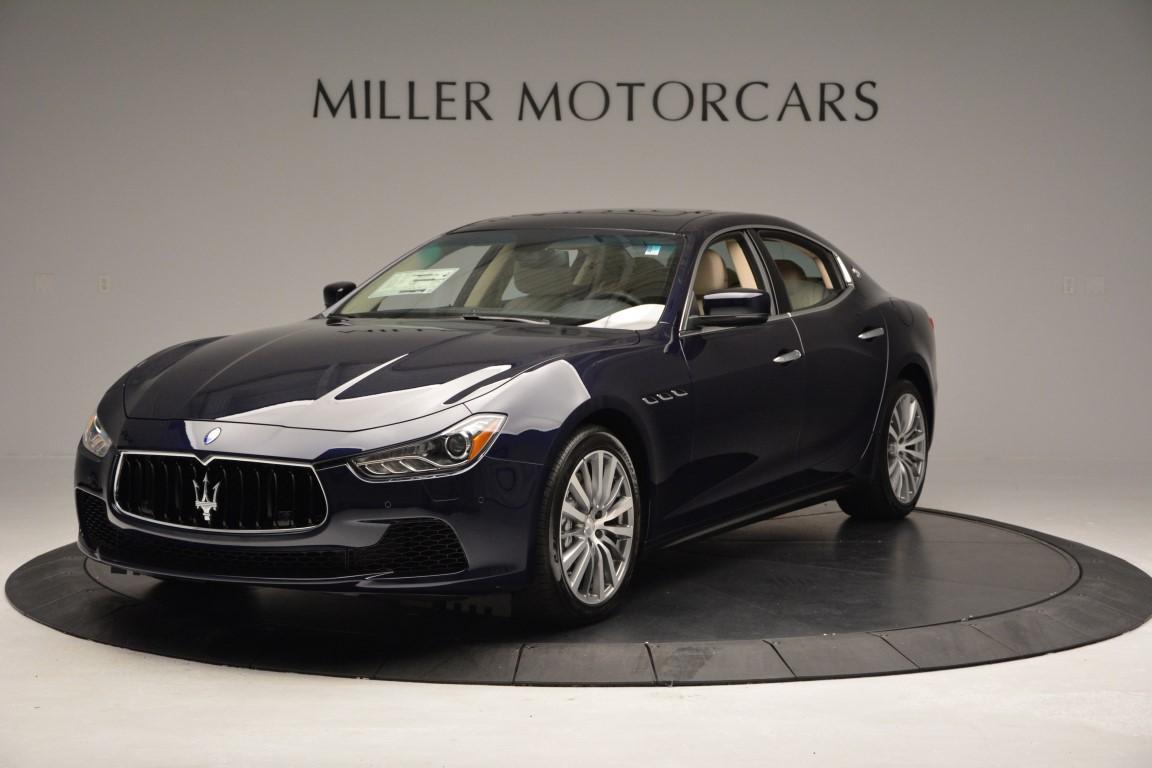 New 2016 Maserati Ghibli S Q4 For Sale In Westport, CT 61_main