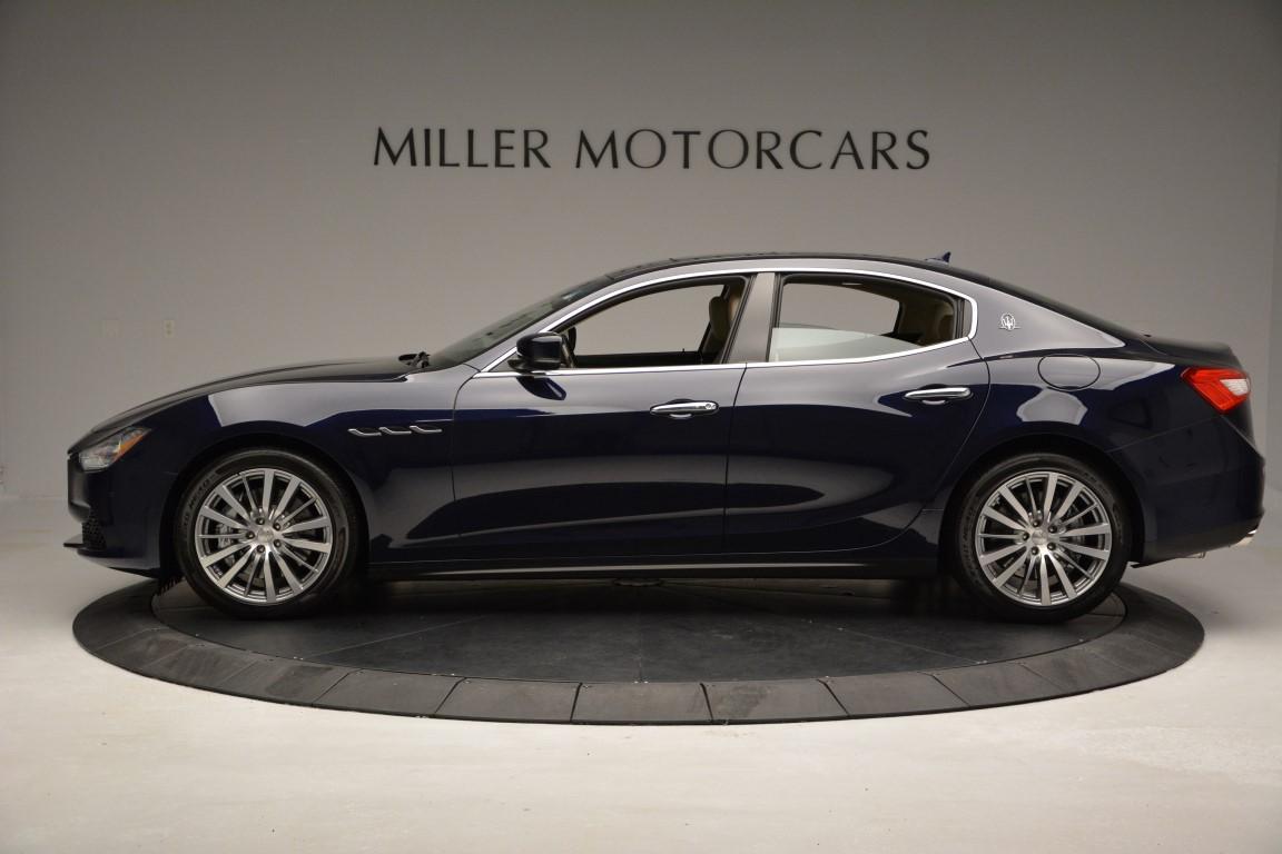 New 2016 Maserati Ghibli S Q4 For Sale In Westport, CT 61_p3