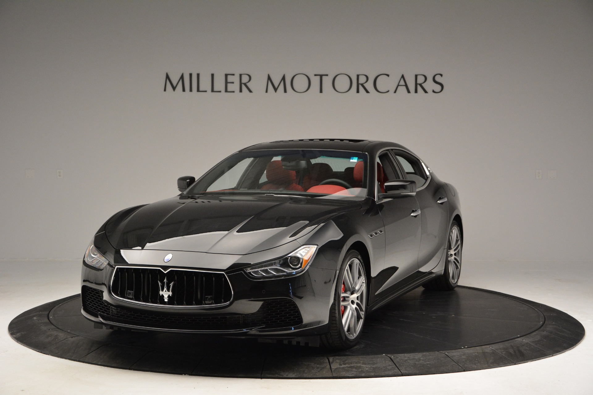 New 2017 Maserati Ghibli S Q4 For Sale In Westport, CT 610_main