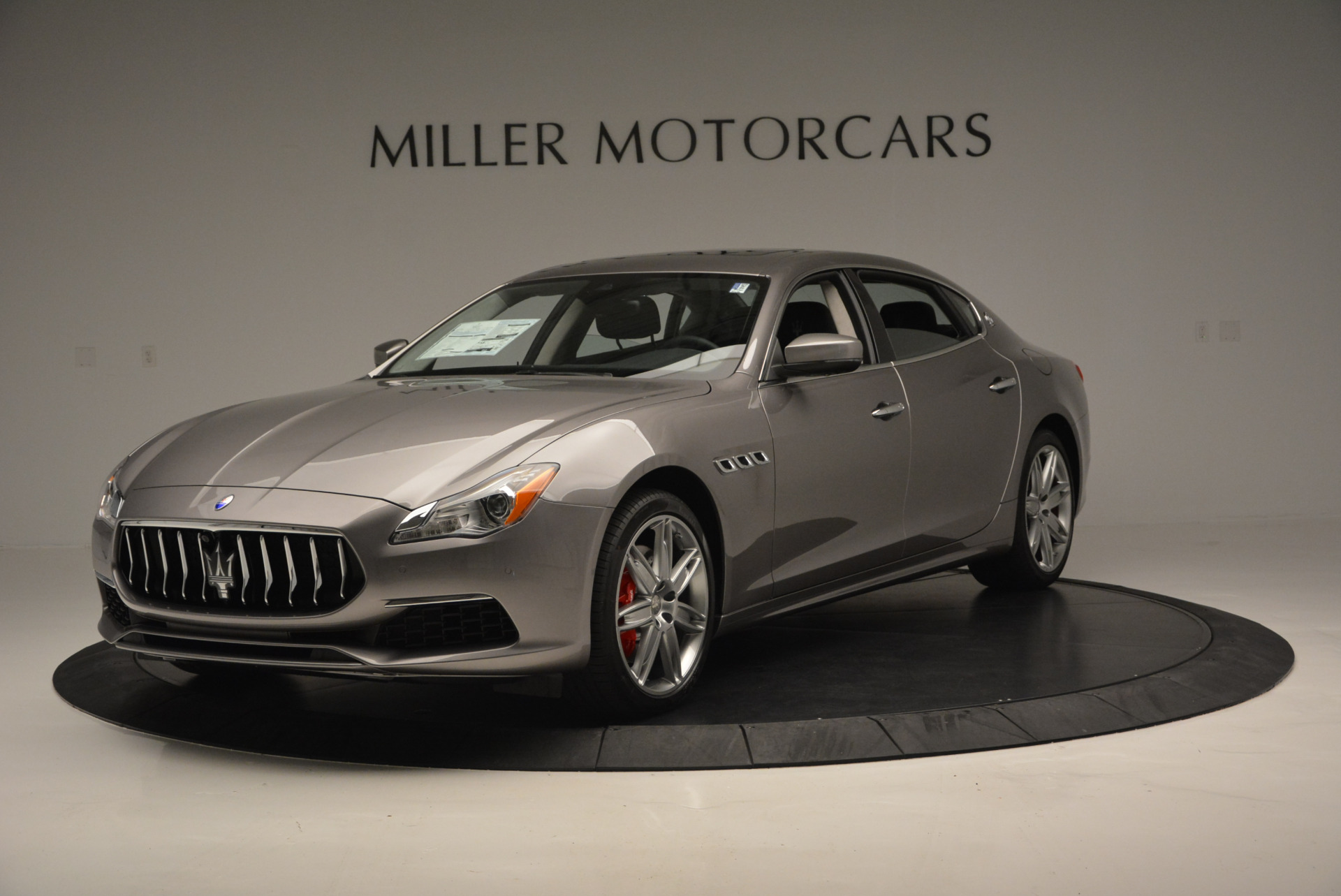 New 2017 Maserati Quattroporte S Q4 GranLusso For Sale In Westport, CT