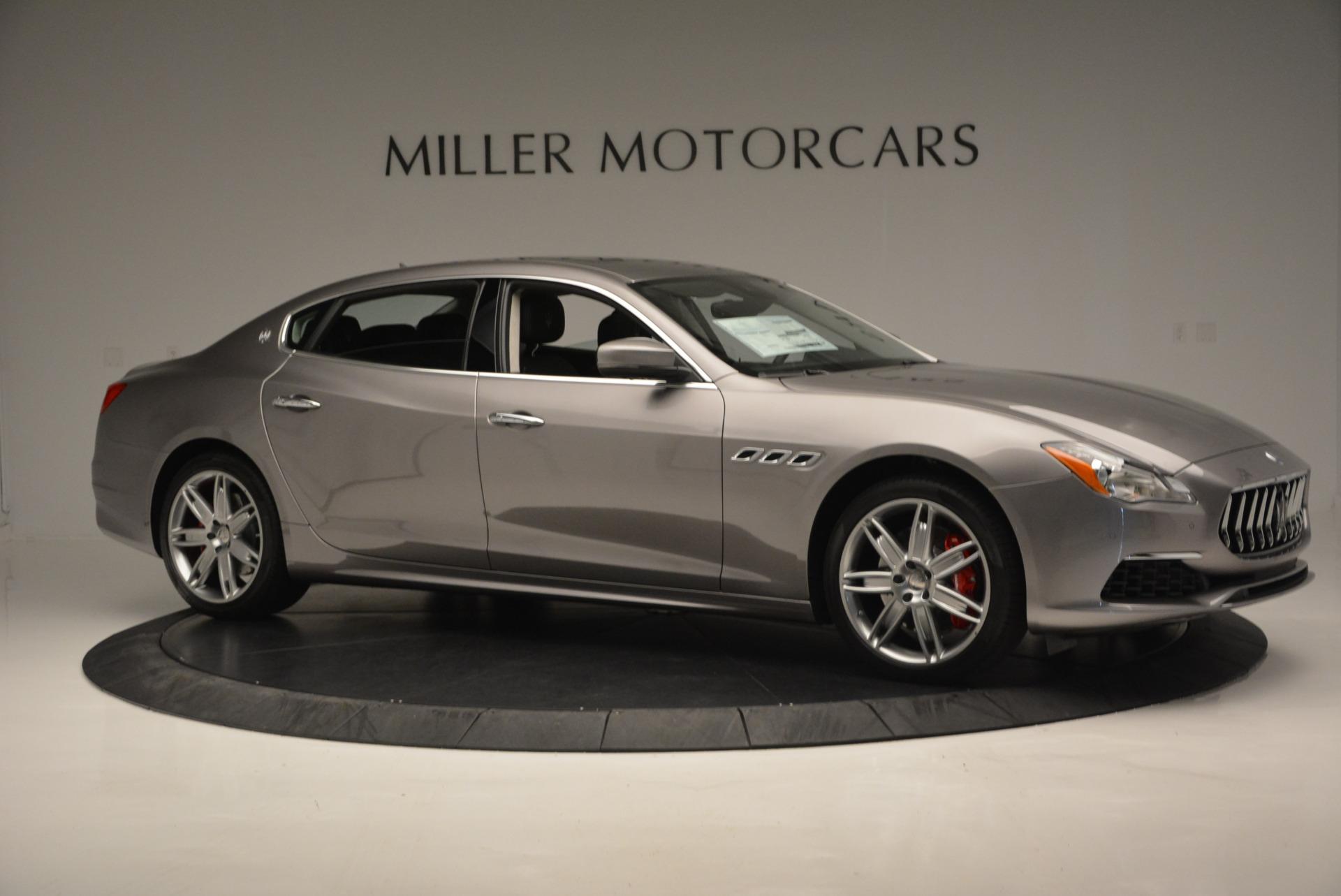 New 2017 Maserati Quattroporte S Q4 GranLusso For Sale In Westport, CT 611_p10