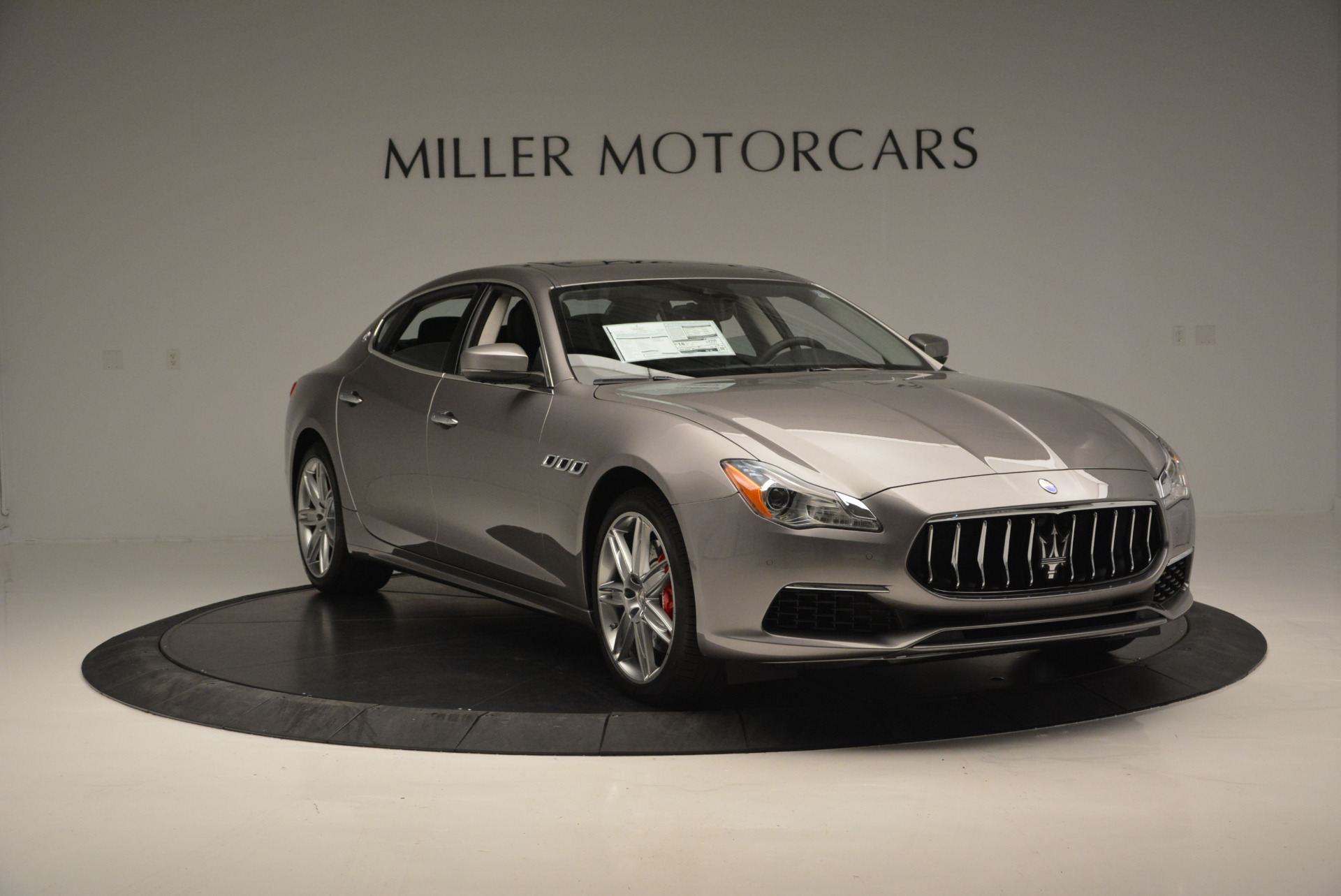 New 2017 Maserati Quattroporte S Q4 GranLusso For Sale In Westport, CT 611_p11