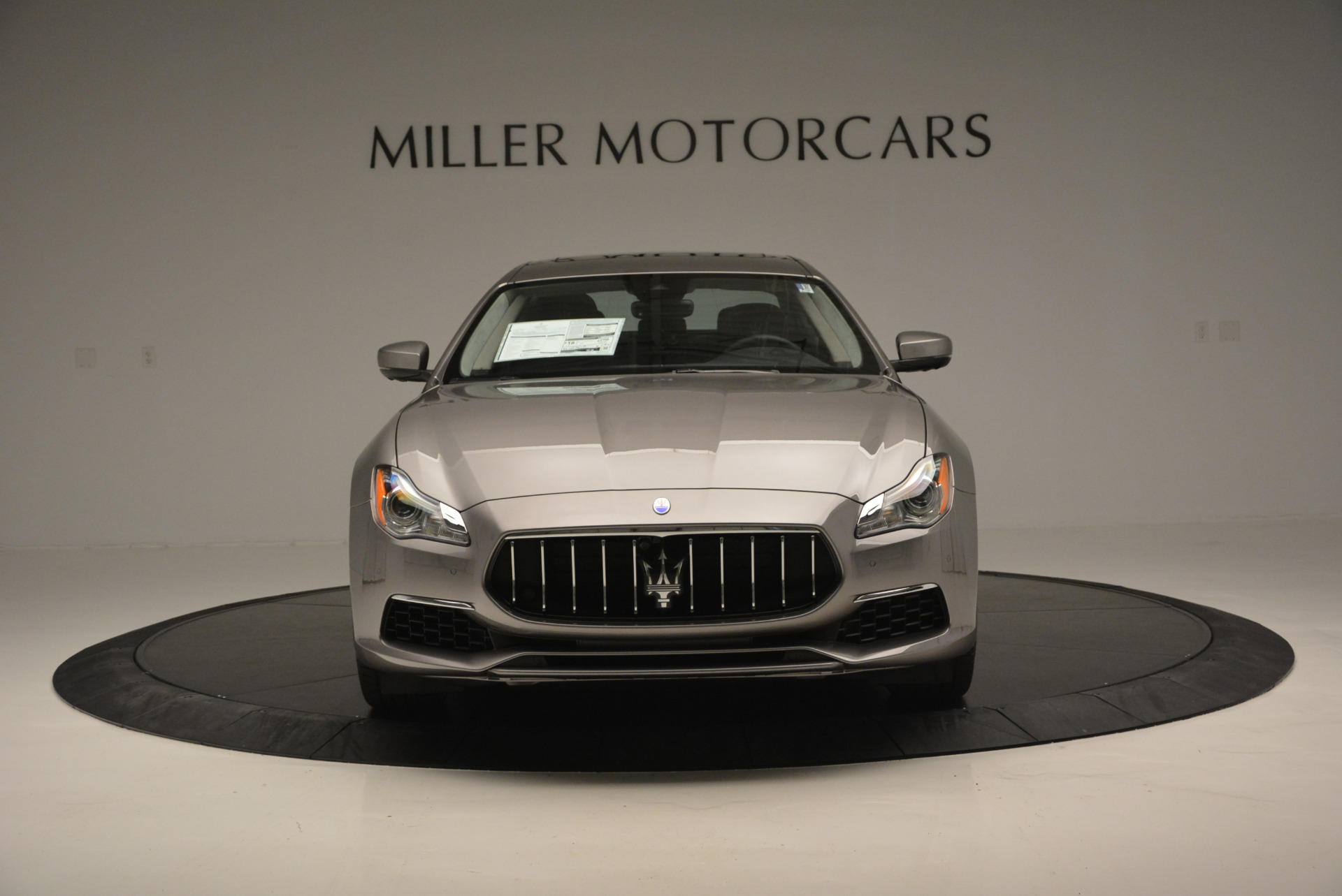New 2017 Maserati Quattroporte S Q4 GranLusso For Sale In Westport, CT 611_p12