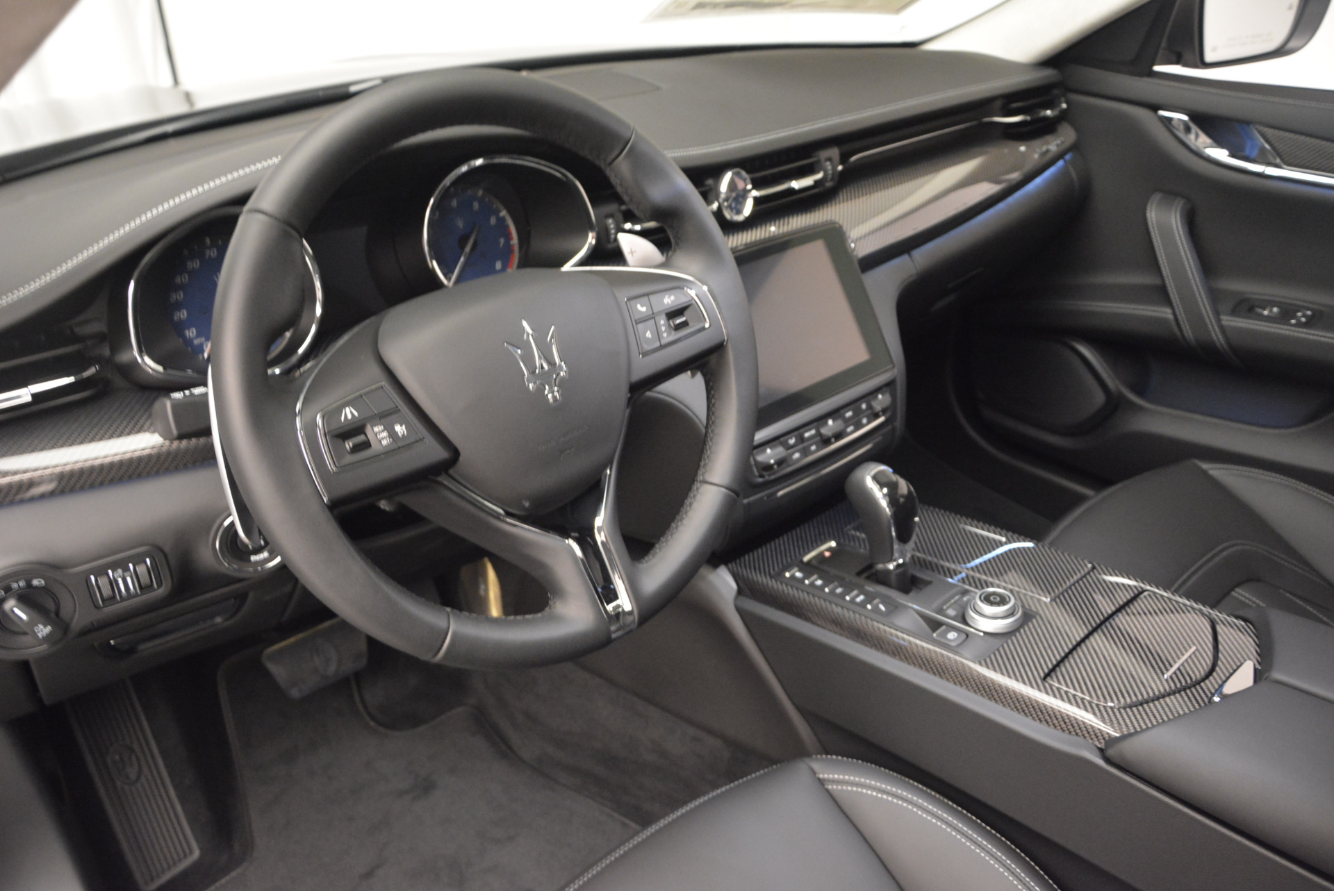 New 2017 Maserati Quattroporte S Q4 GranLusso For Sale In Westport, CT 611_p13