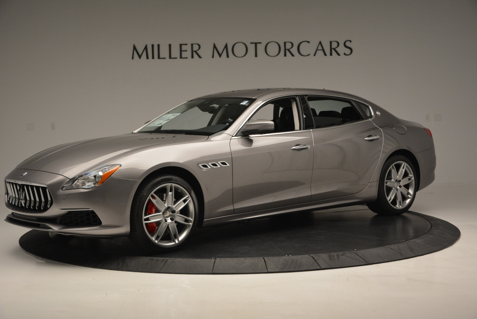 New 2017 Maserati Quattroporte S Q4 GranLusso For Sale In Westport, CT 611_p2