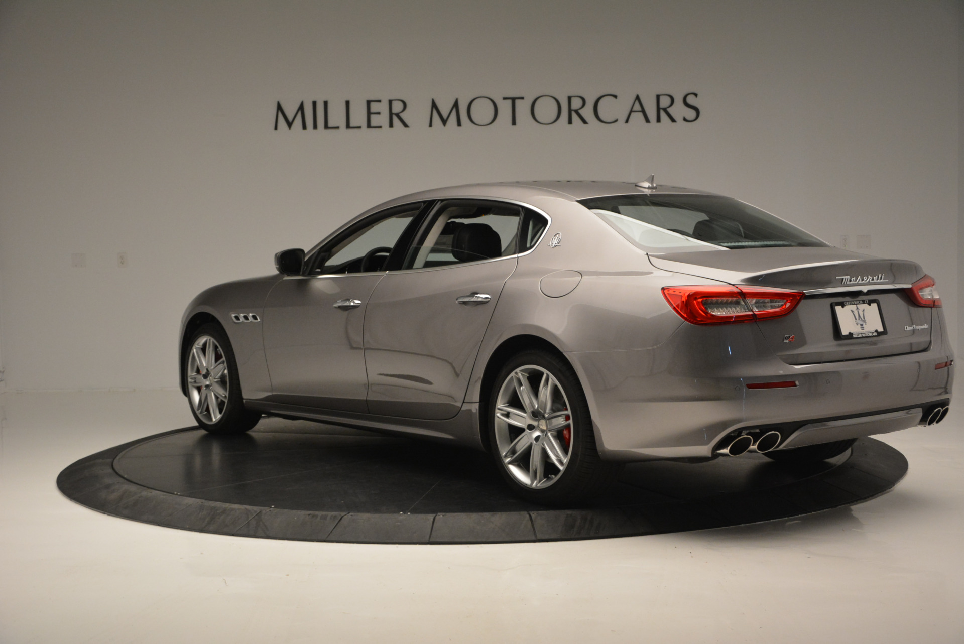 New 2017 Maserati Quattroporte S Q4 GranLusso For Sale In Westport, CT 611_p5