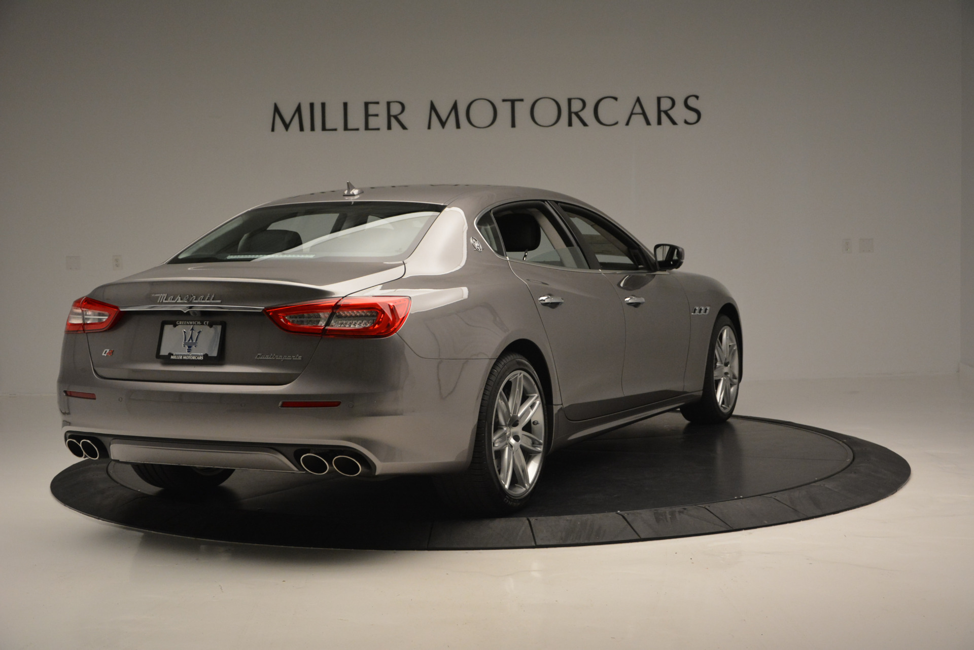 New 2017 Maserati Quattroporte S Q4 GranLusso For Sale In Westport, CT 611_p7