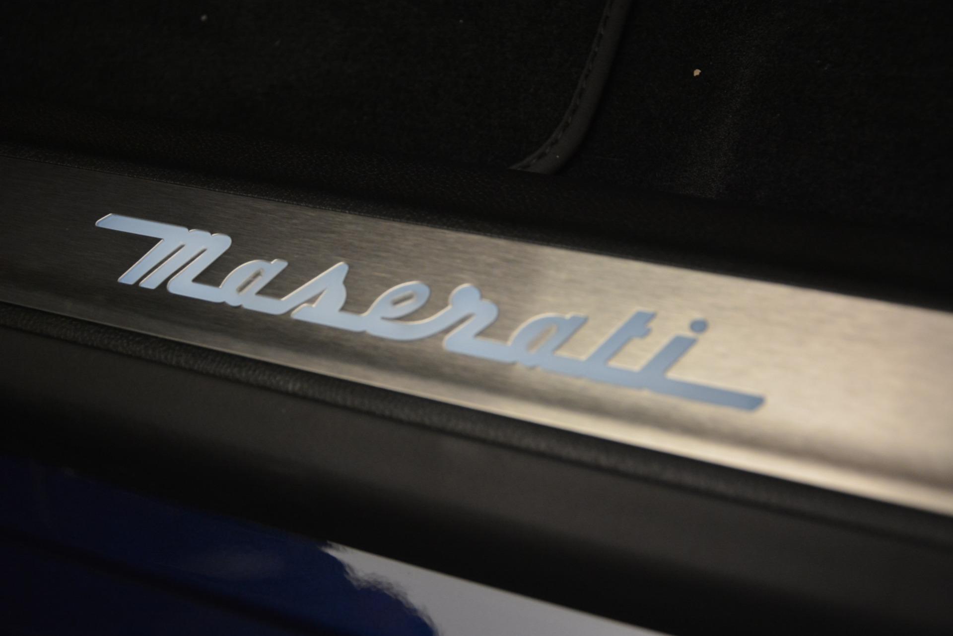 New 2017 Maserati Levante  For Sale In Westport, CT 612_p11