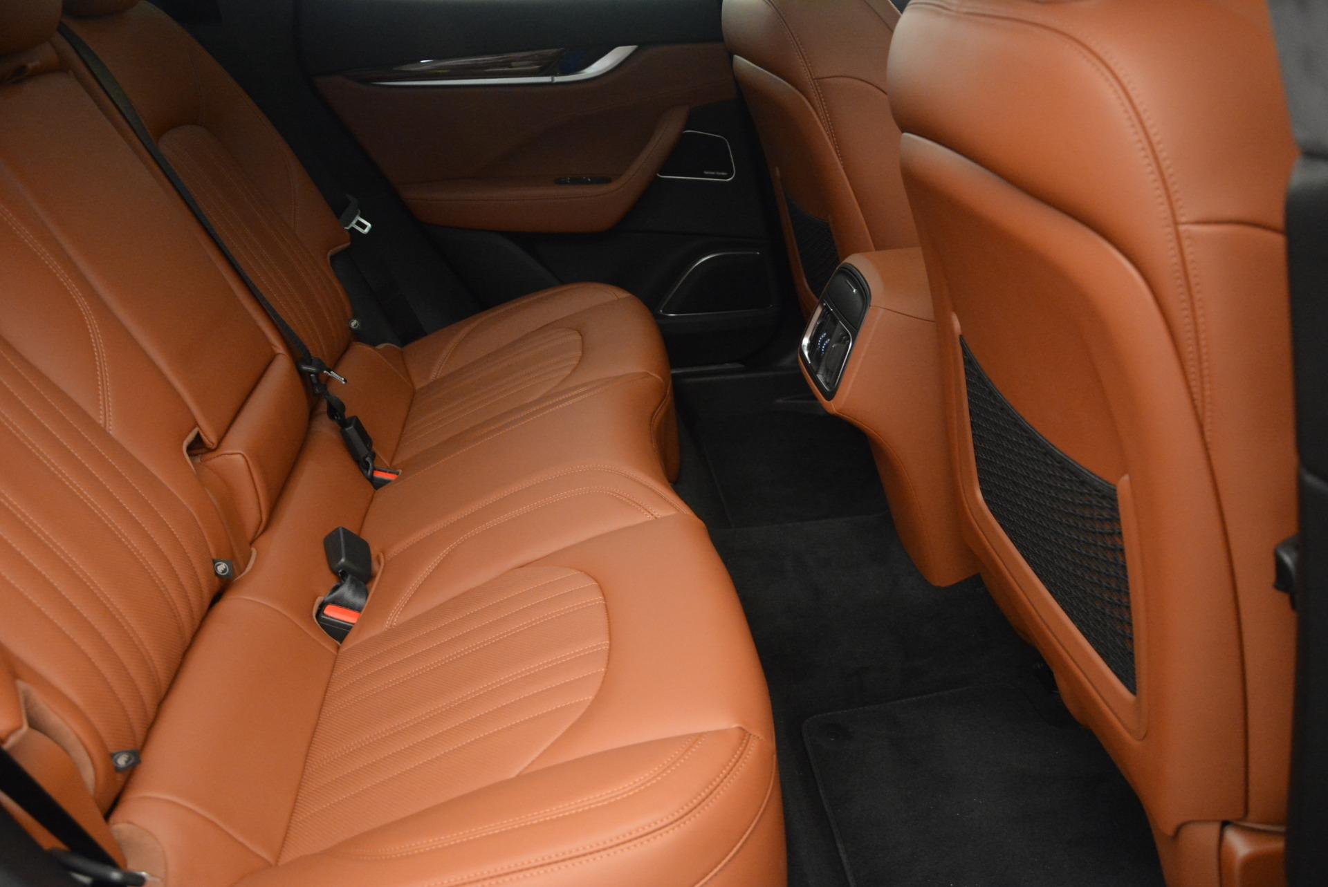 New 2017 Maserati Levante  For Sale In Westport, CT 612_p23