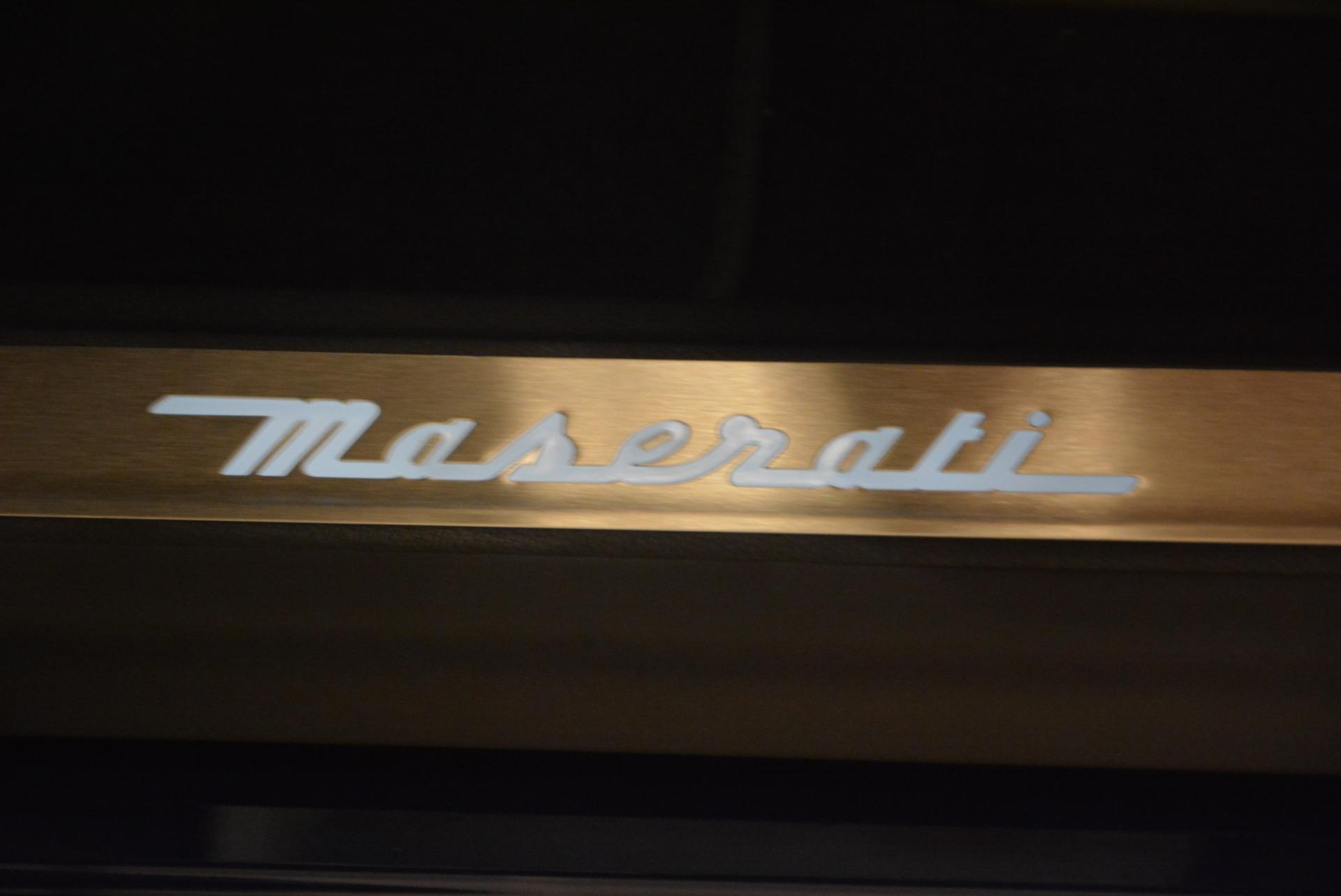 New 2017 Maserati Levante  For Sale In Westport, CT 612_p30