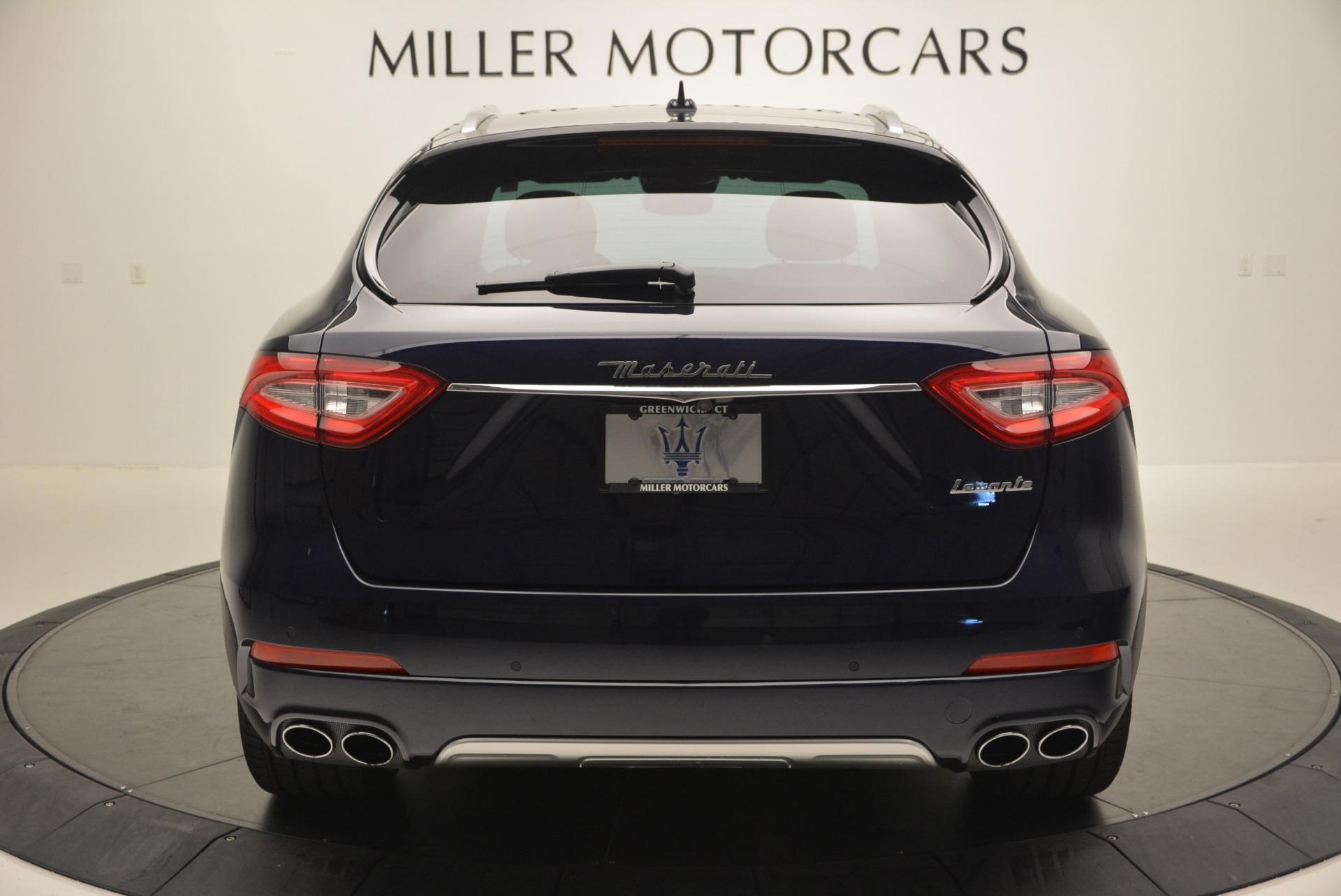 New 2017 Maserati Levante  For Sale In Westport, CT 612_p40
