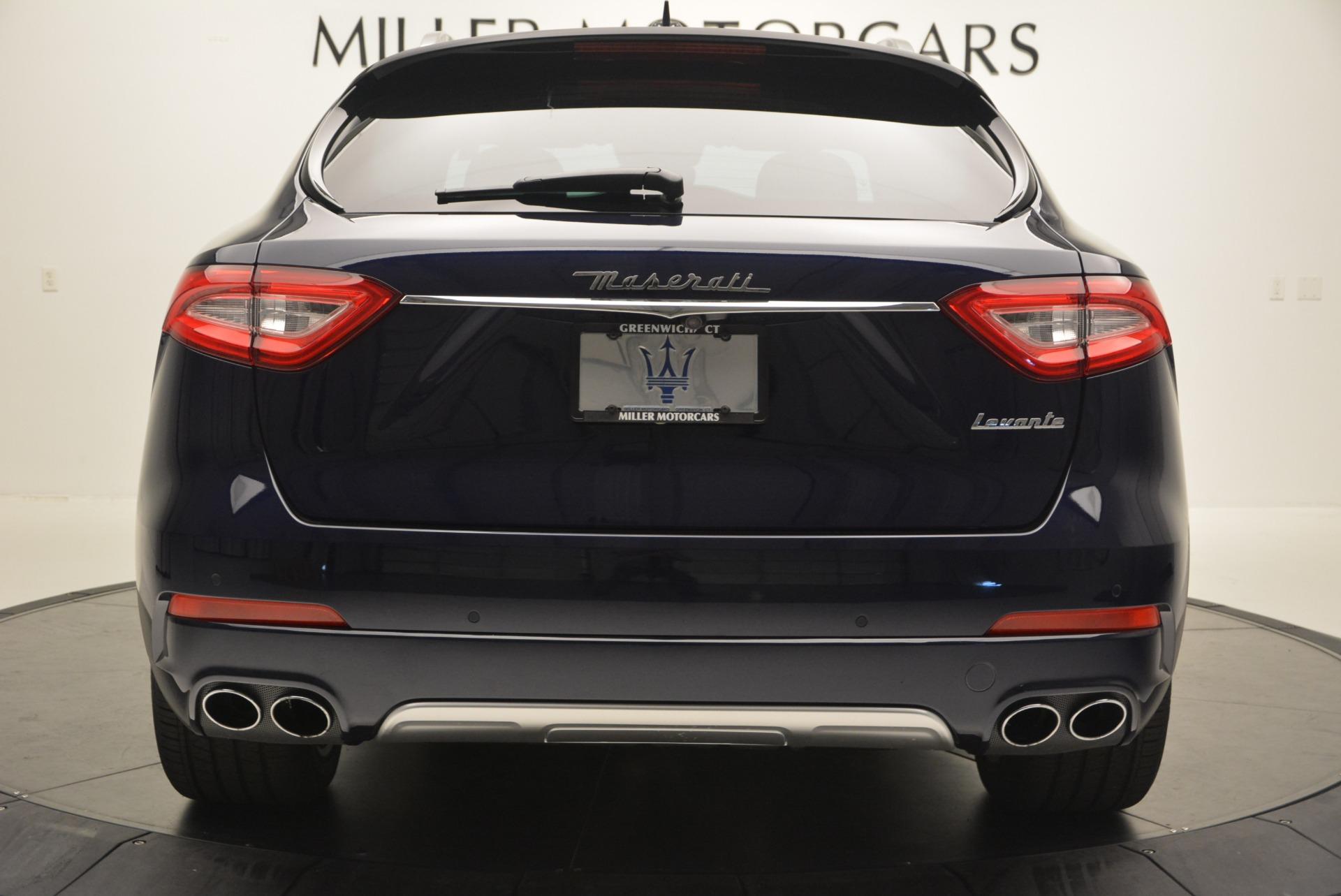 New 2017 Maserati Levante  For Sale In Westport, CT 612_p41