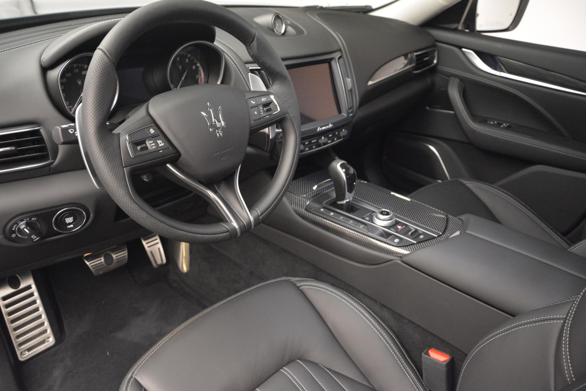 New 2017 Maserati Levante  For Sale In Westport, CT 615_p14