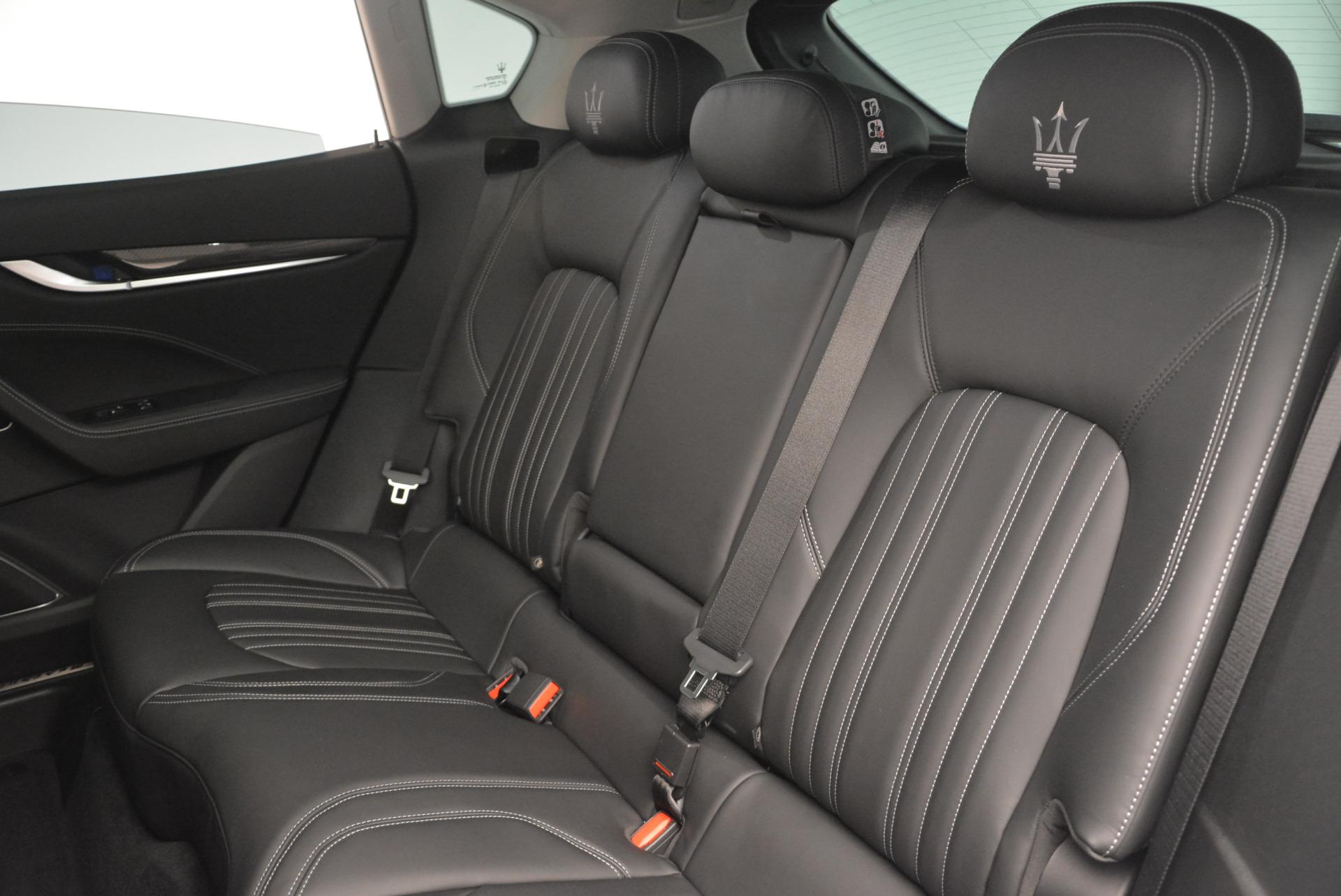 New 2017 Maserati Levante  For Sale In Westport, CT 615_p22