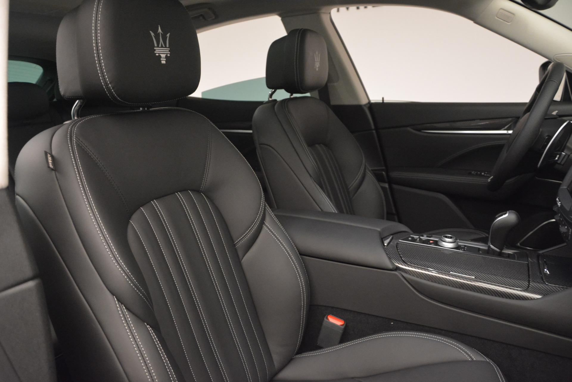 New 2017 Maserati Levante  For Sale In Westport, CT 615_p25