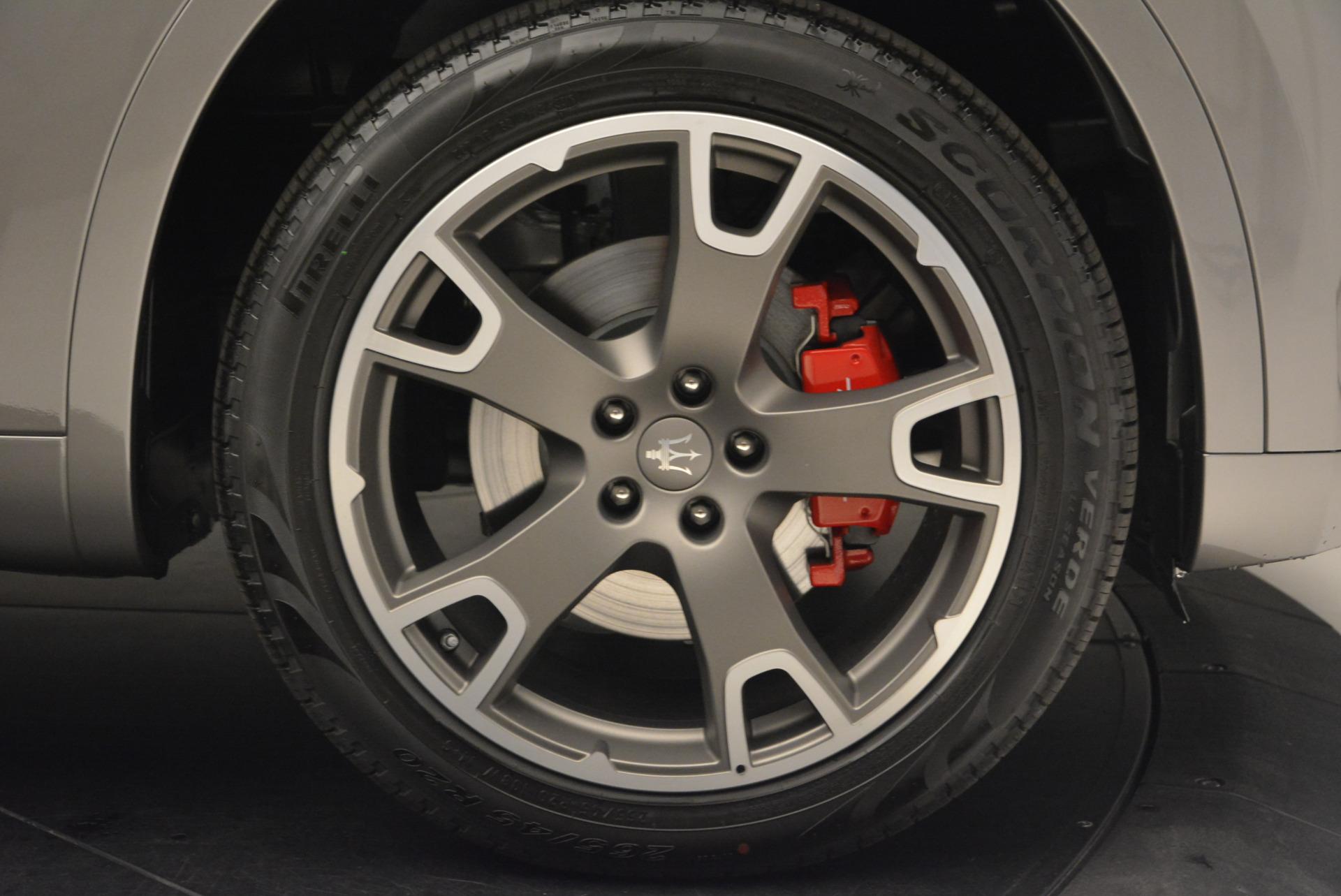 New 2017 Maserati Levante  For Sale In Westport, CT 615_p29
