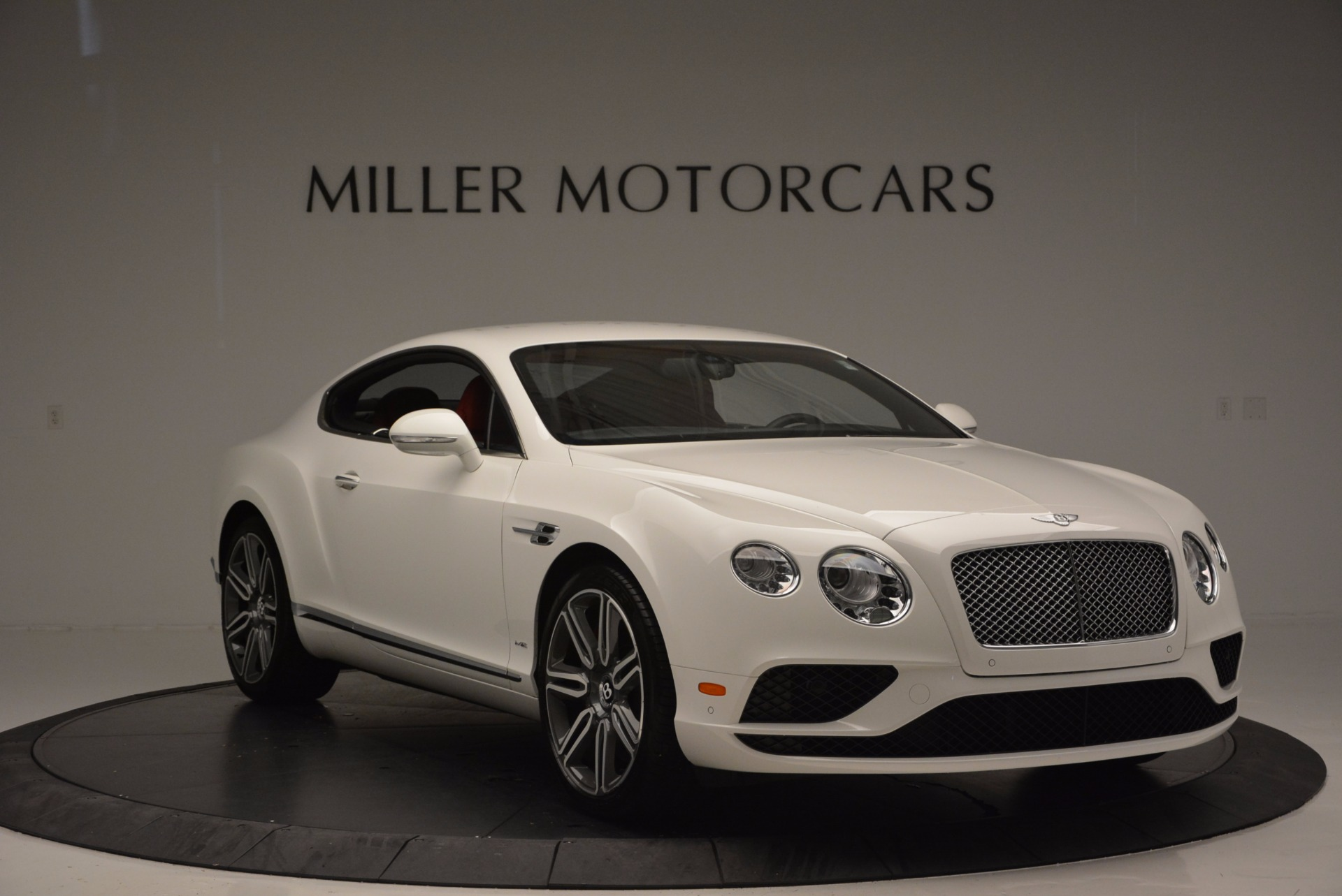Used 2016 Bentley Continental GT  For Sale In Westport, CT 618_p11