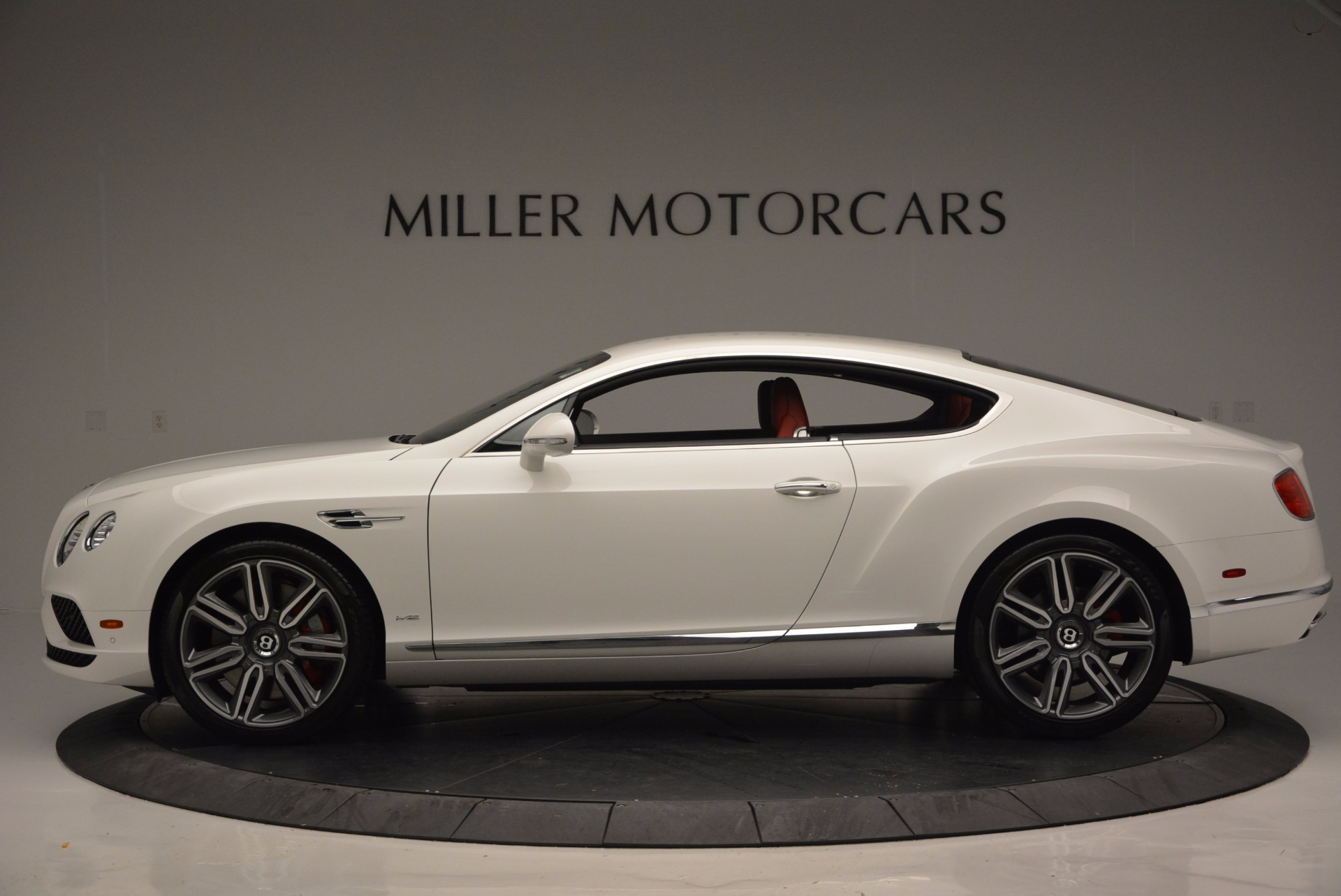 Used 2016 Bentley Continental GT  For Sale In Westport, CT 618_p3