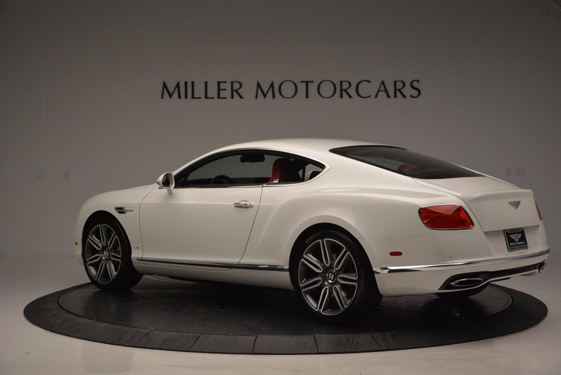 Used 2016 Bentley Continental GT  For Sale In Westport, CT 618_p4