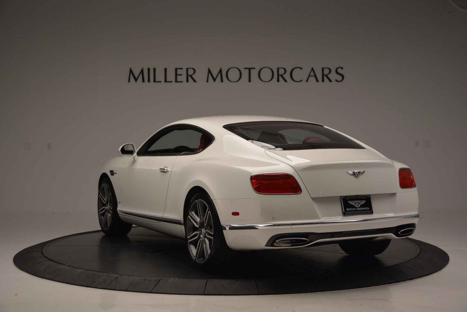 Used 2016 Bentley Continental GT  For Sale In Westport, CT 618_p5