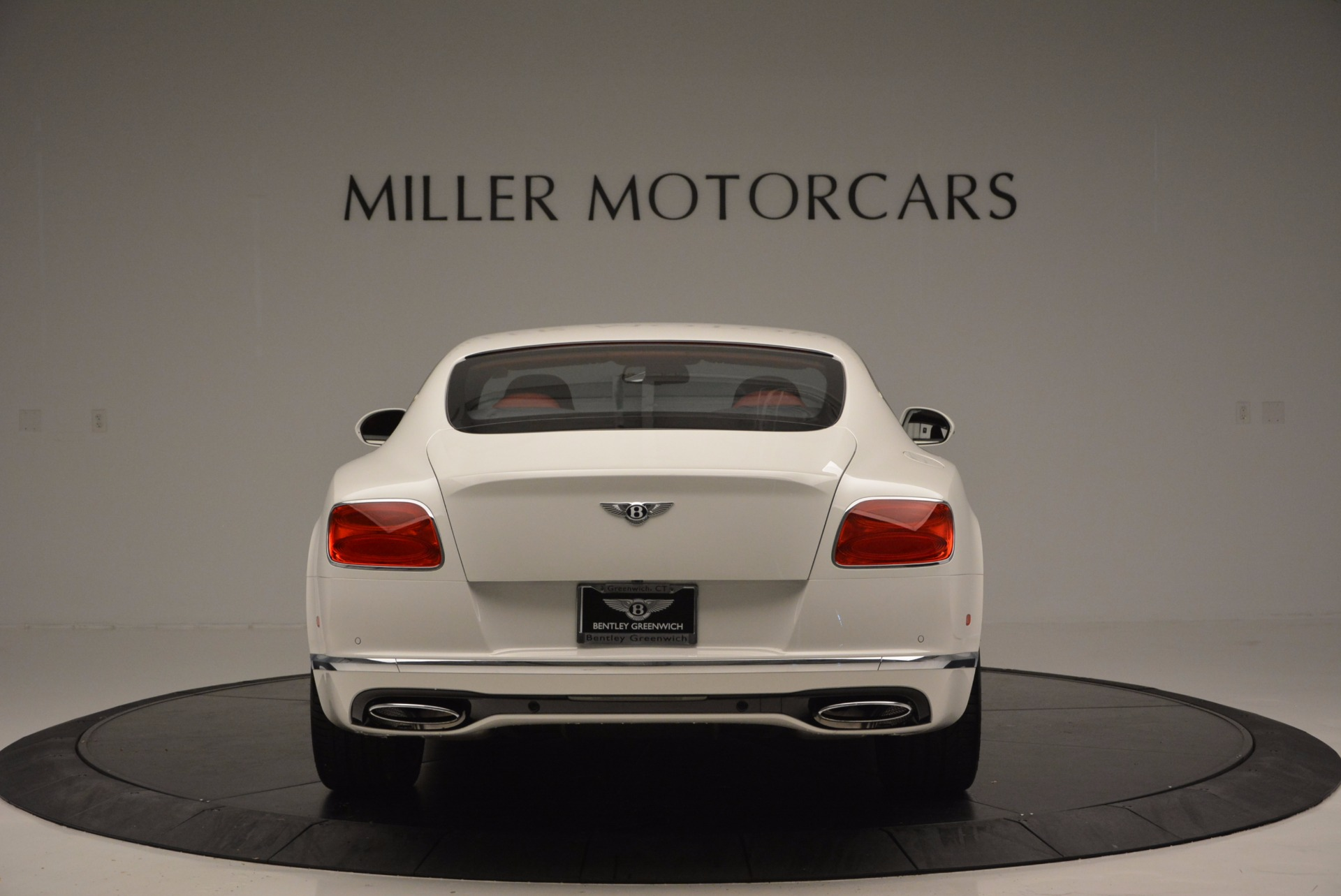 Used 2016 Bentley Continental GT  For Sale In Westport, CT 618_p6