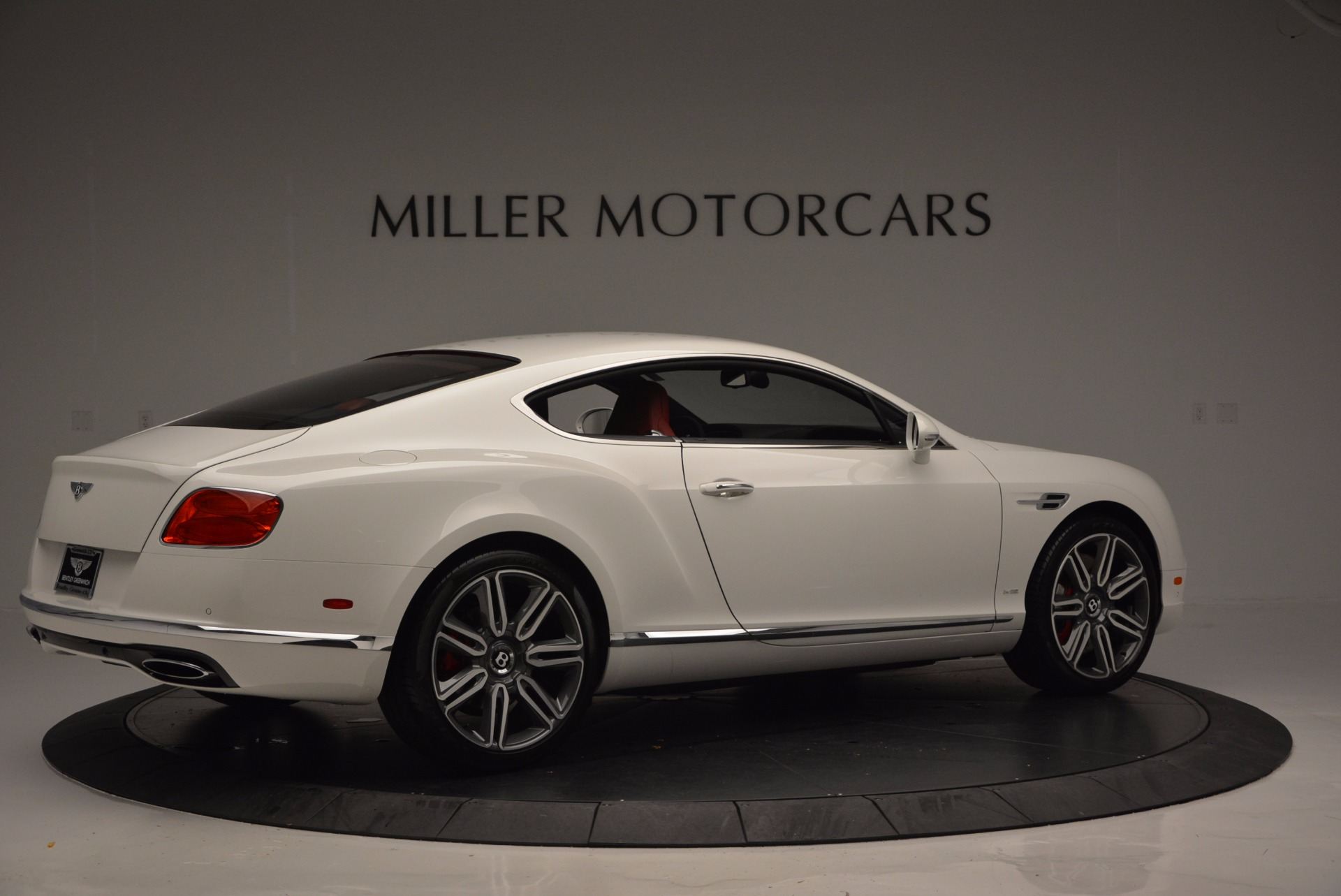 Used 2016 Bentley Continental GT  For Sale In Westport, CT 618_p8