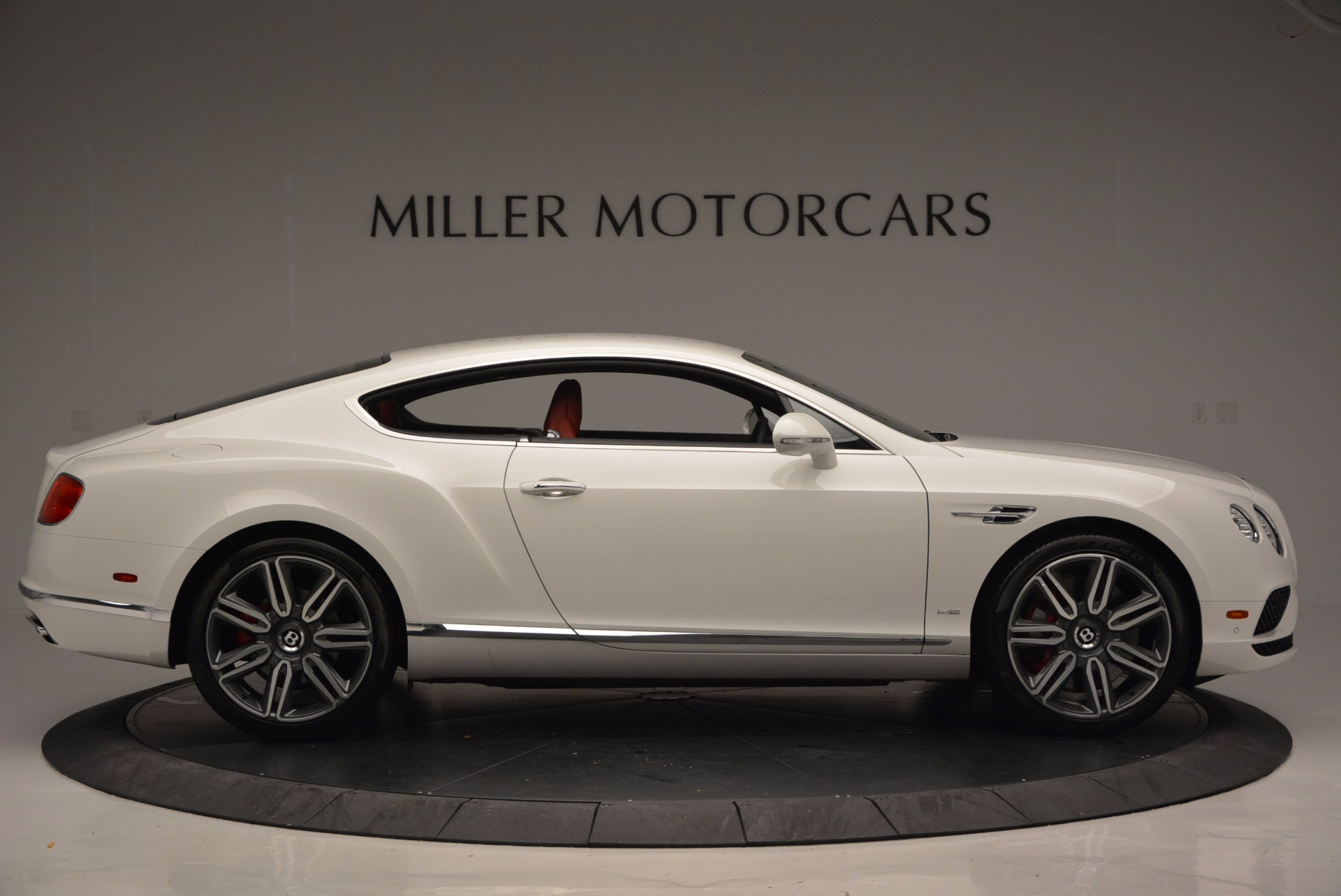 Used 2016 Bentley Continental GT  For Sale In Westport, CT 618_p9