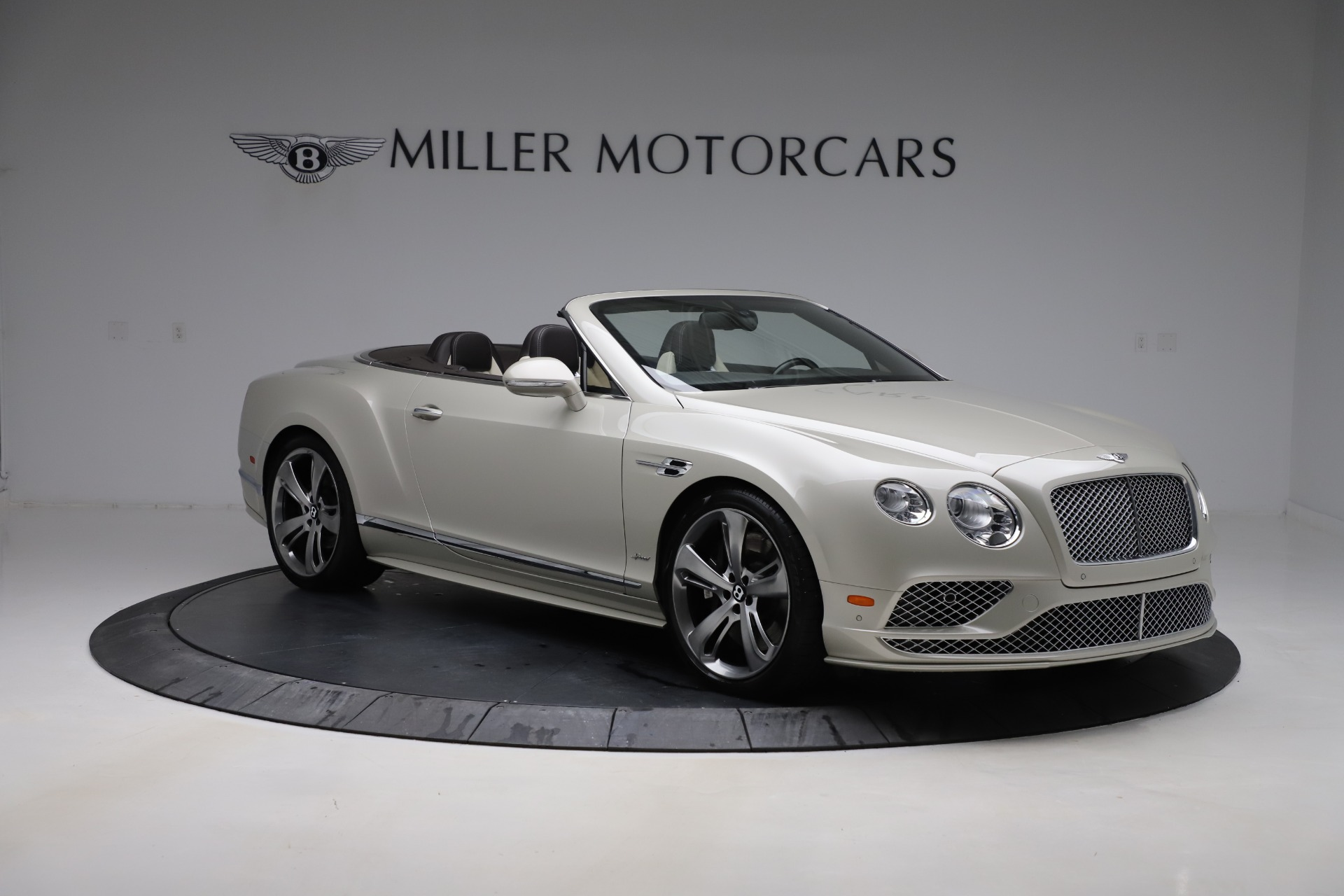 Used 2016 Bentley Continental GT Speed Convertible  For Sale In Westport, CT 619_p12