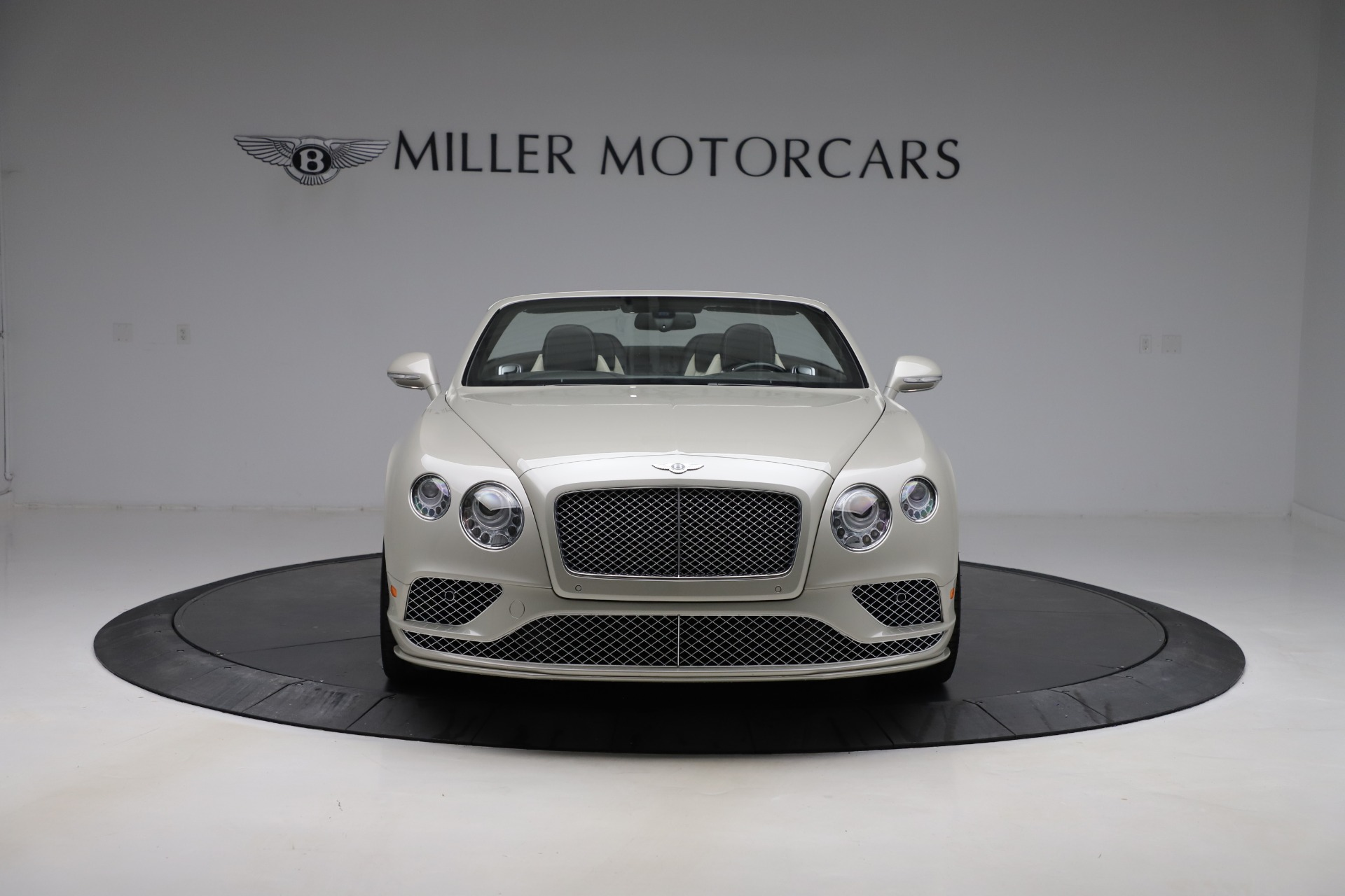 Used 2016 Bentley Continental GT Speed Convertible  For Sale In Westport, CT 619_p13