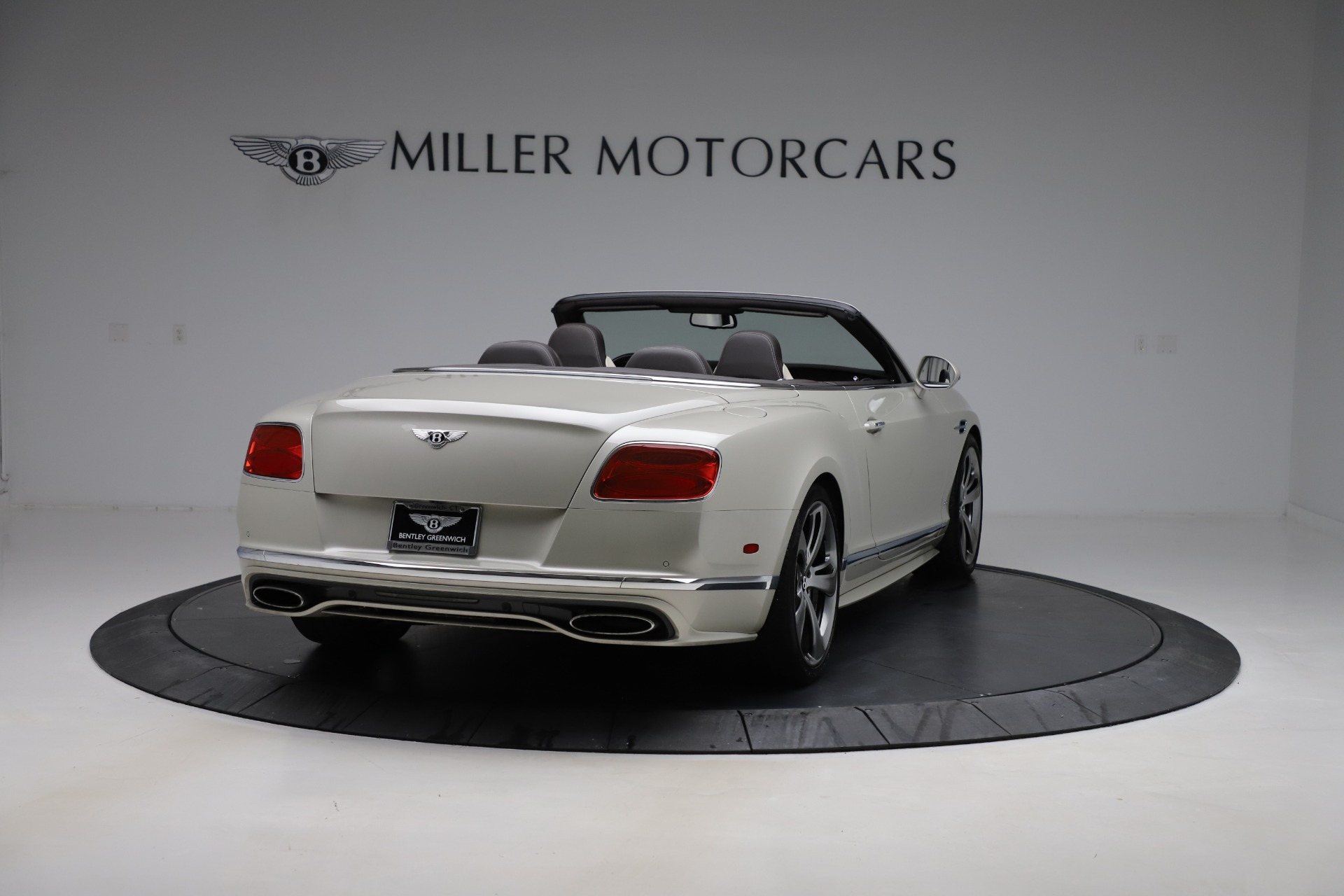 Used 2016 Bentley Continental GT Speed Convertible  For Sale In Westport, CT 619_p7