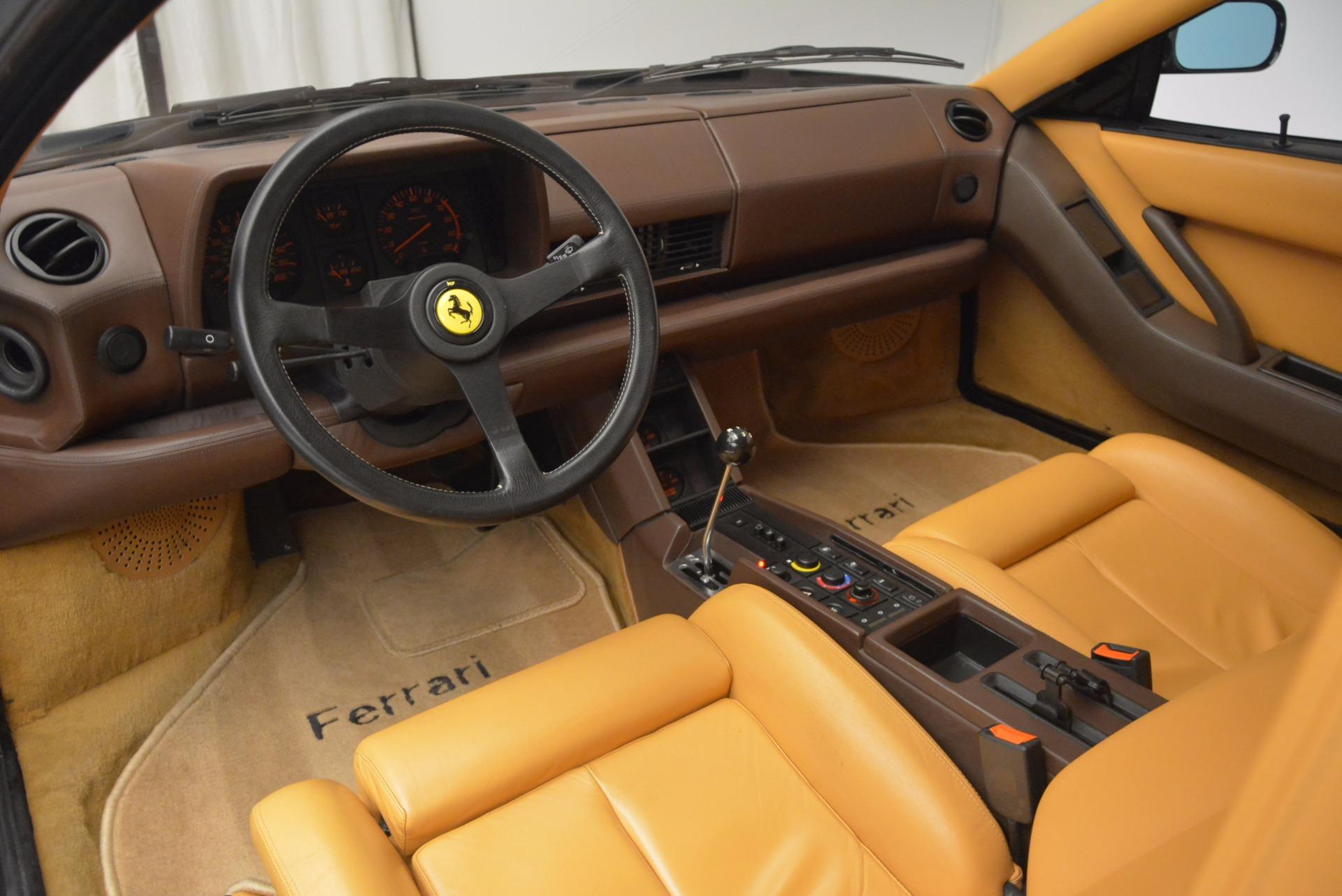 Used 1989 Ferrari Testarossa  For Sale In Westport, CT 622_p13