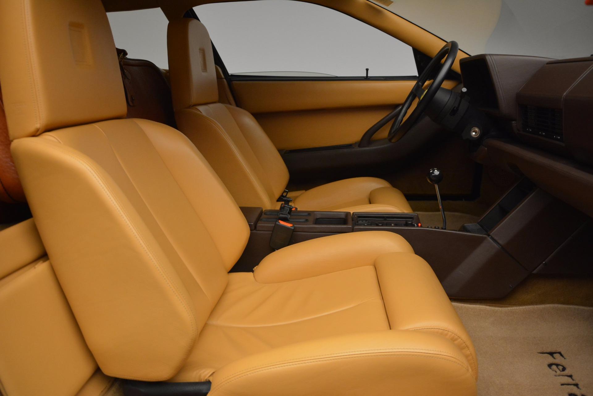 Used 1989 Ferrari Testarossa  For Sale In Westport, CT 622_p18