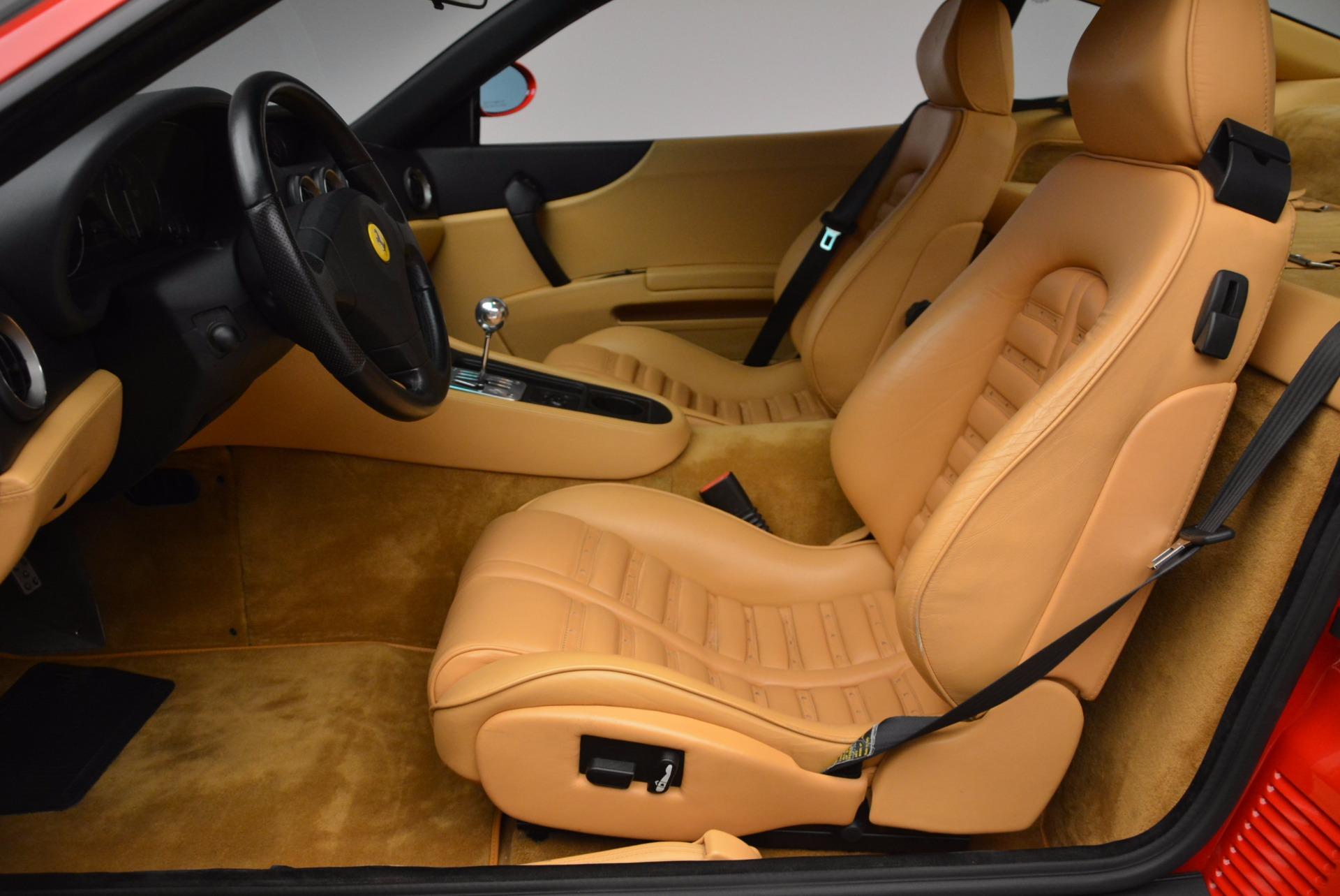 Used 2000 Ferrari 550 Maranello  For Sale In Westport, CT 623_p14