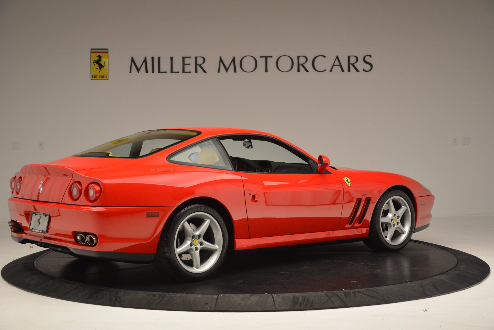 Used 2000 Ferrari 550 Maranello  For Sale In Westport, CT 623_p8