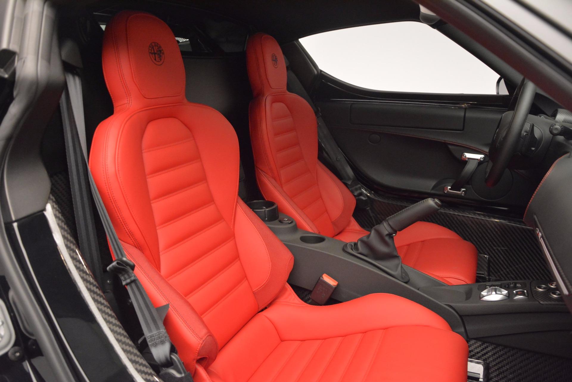 New 2016 Alfa Romeo 4C  For Sale In Westport, CT 624_p19