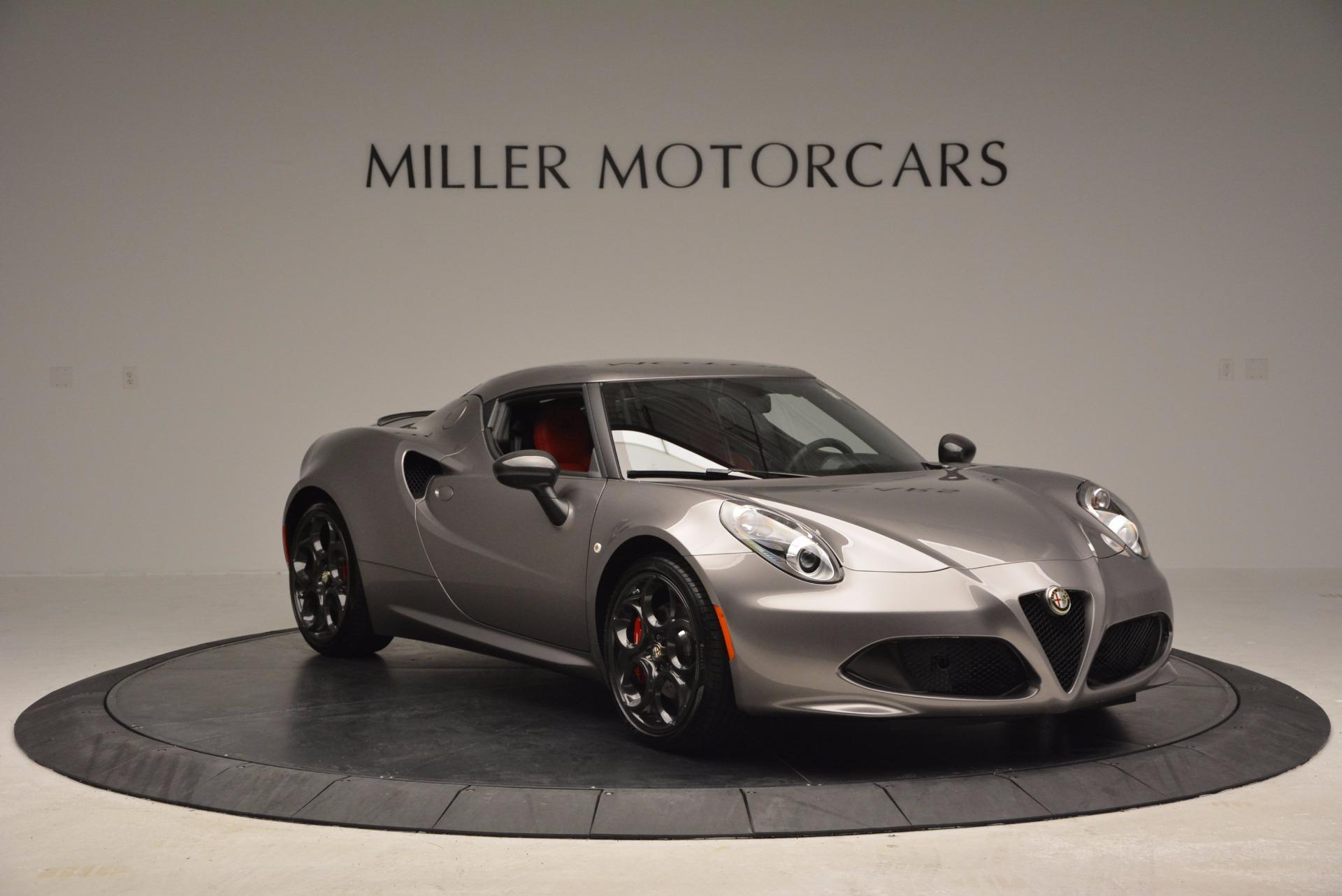 New 2016 Alfa Romeo 4C  For Sale In Westport, CT 625_p11