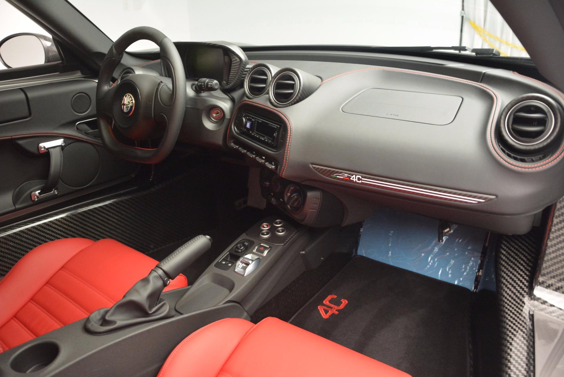 New 2016 Alfa Romeo 4C  For Sale In Westport, CT 625_p17