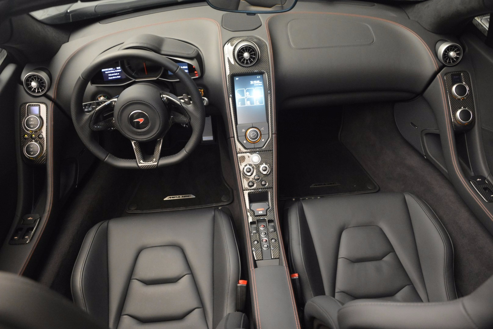 Used 2014 McLaren MP4-12C Spider  For Sale In Westport, CT 627_p25